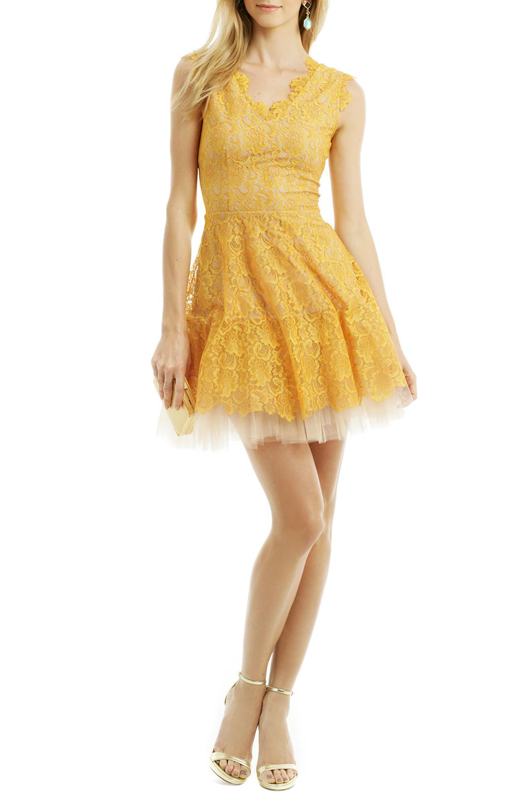 Forsyth Dress by nha khanh
