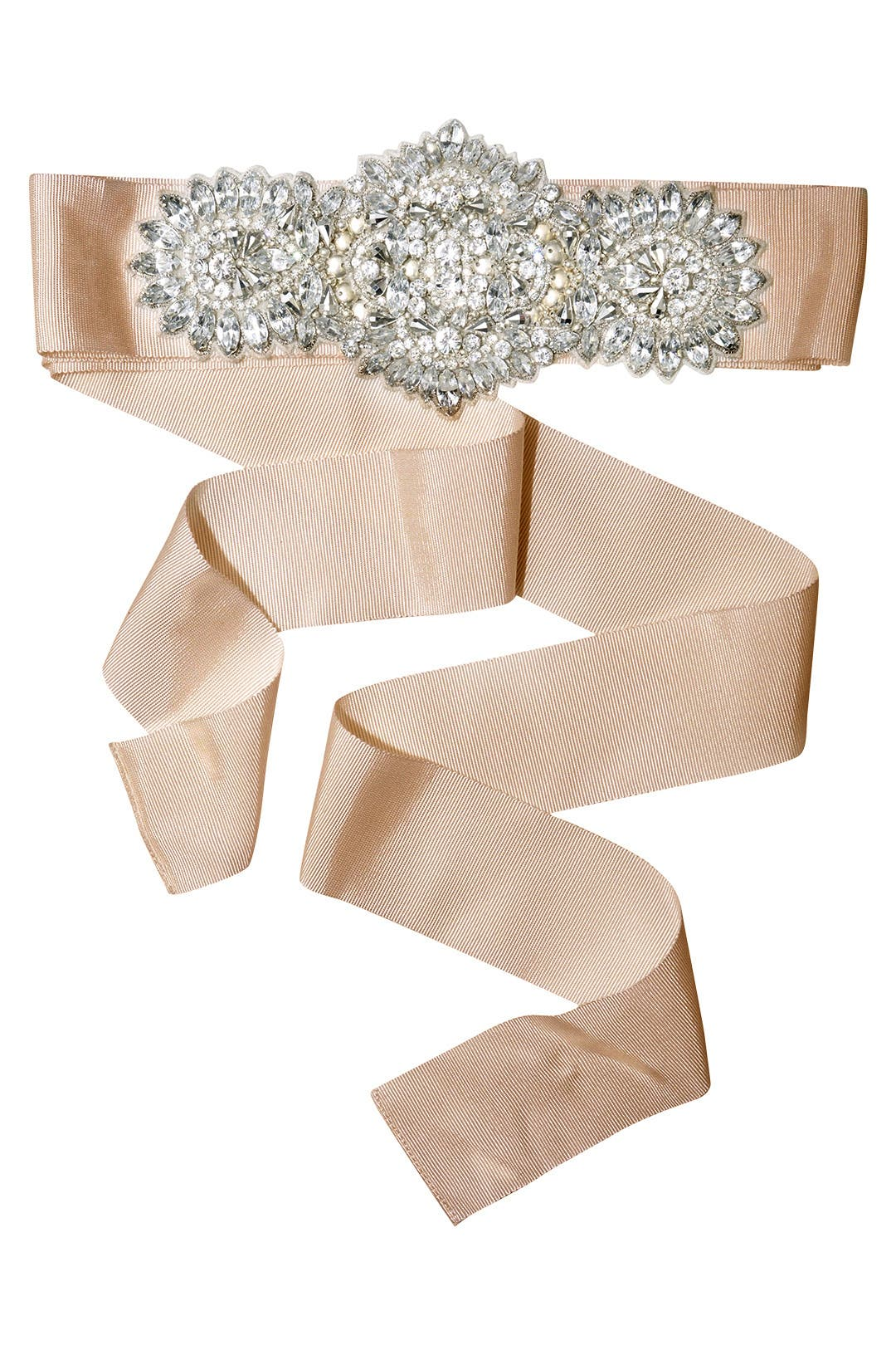 Lucky in Love Belt by Badgley Mischka Jewelry