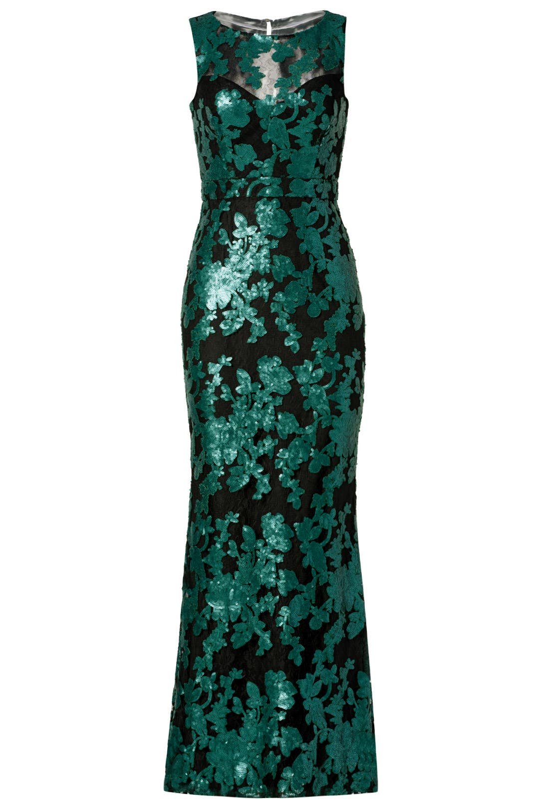 Ivy Gown by Badgley Mischka for $75 | Rent the Runway