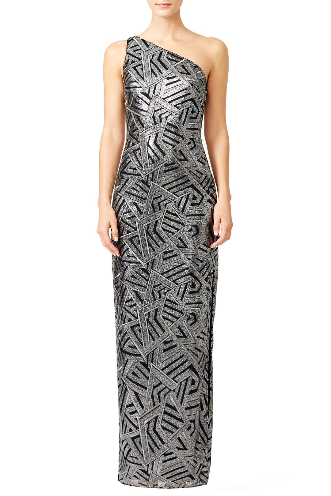 Trio Gown By Laundry By Shelli Segal For 55 Rent The Runway