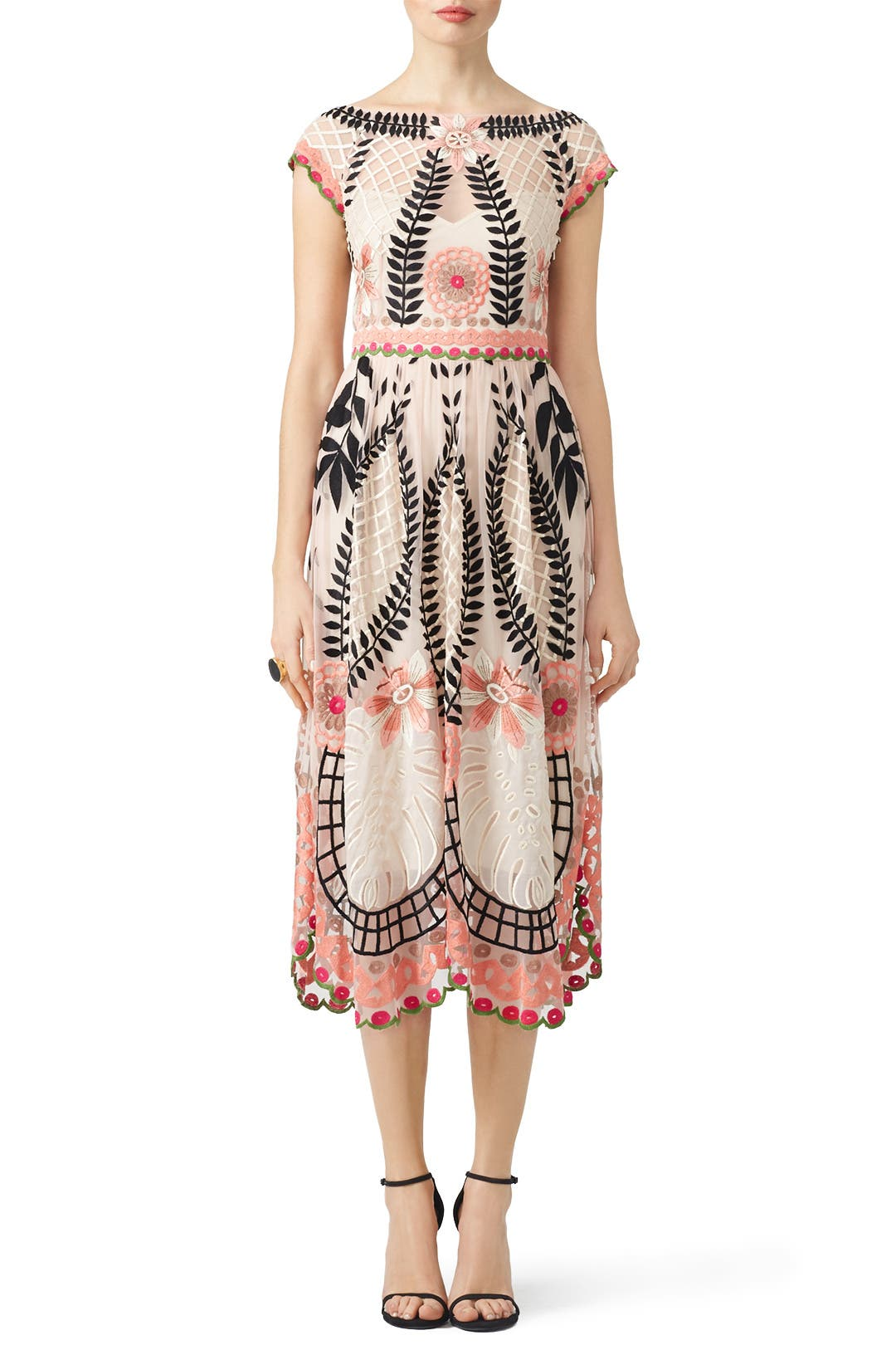 Midi Belle Dress By Temperley London For 450 Rent The