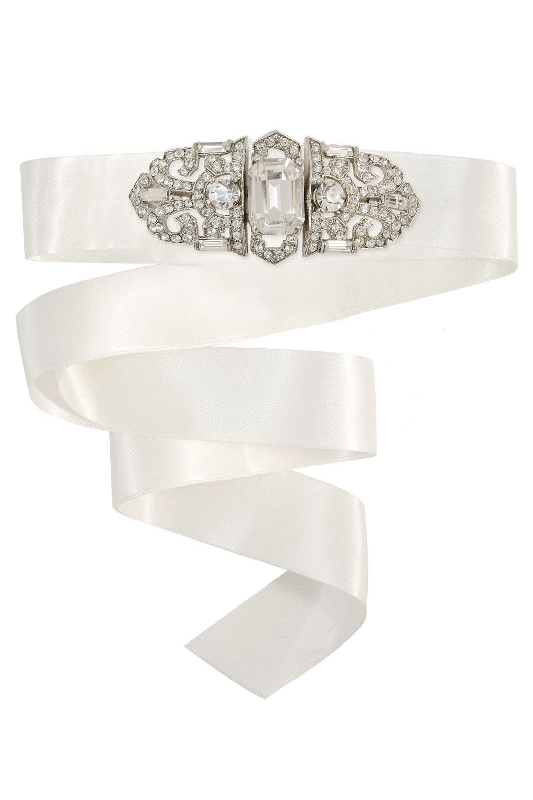 Eternally Yours Bridal Belt by RTR Bridal Accessories
