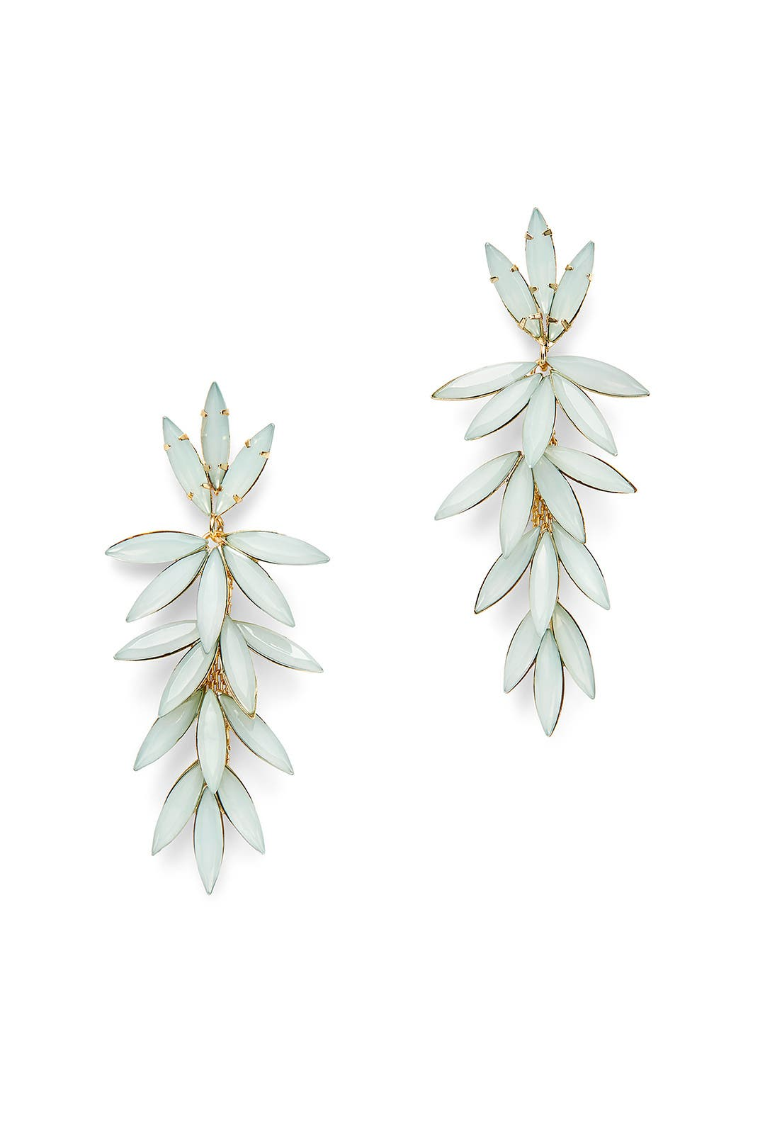 Sage Thorn Earrings by RJ Graziano