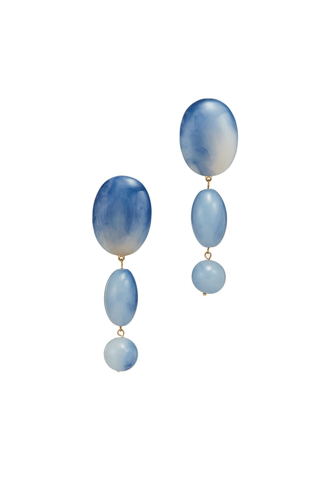 Stone Bubble Drop Earrings By Lele Sadoughi For 30 Rent