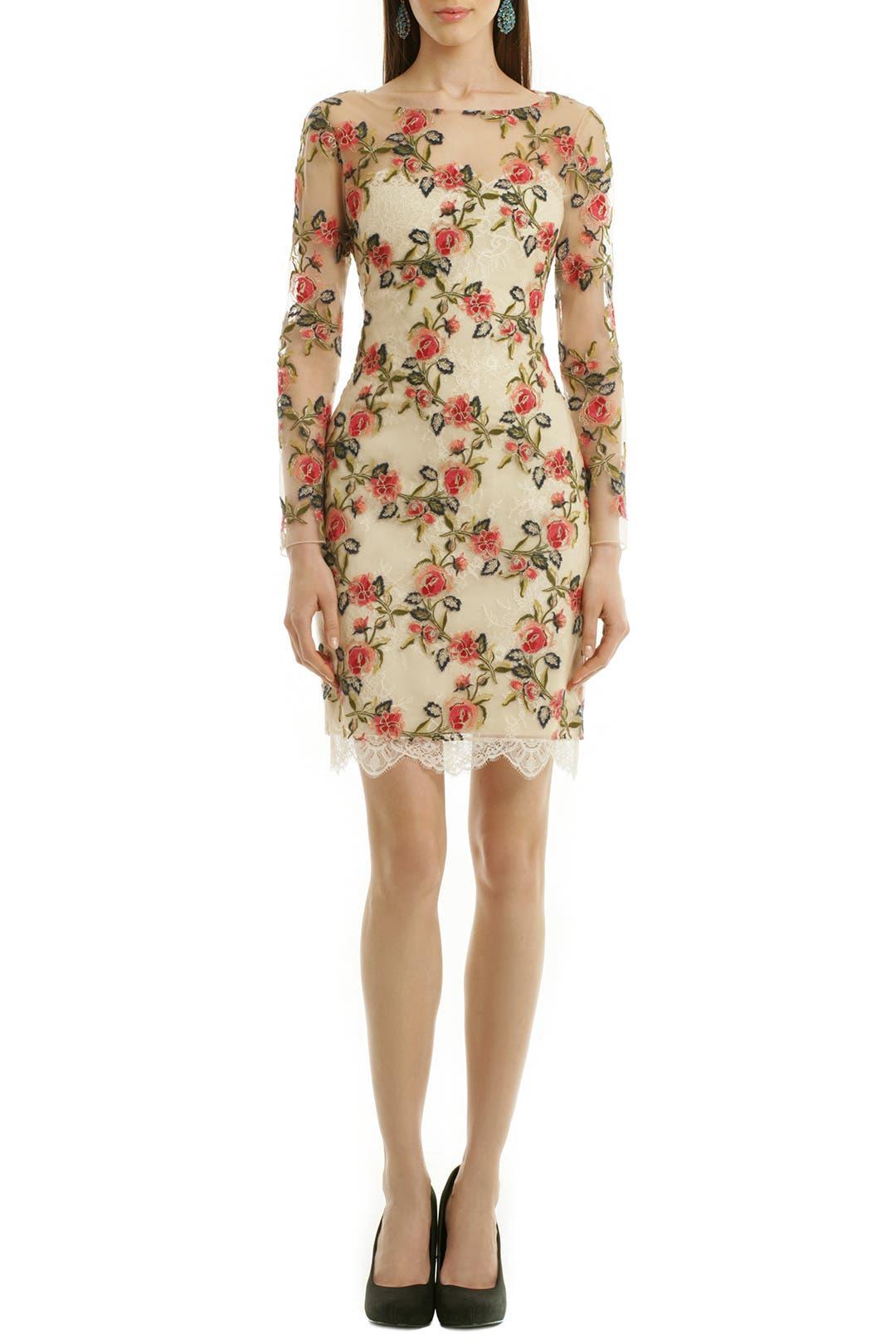 Lizette Dress by Marchesa Notte