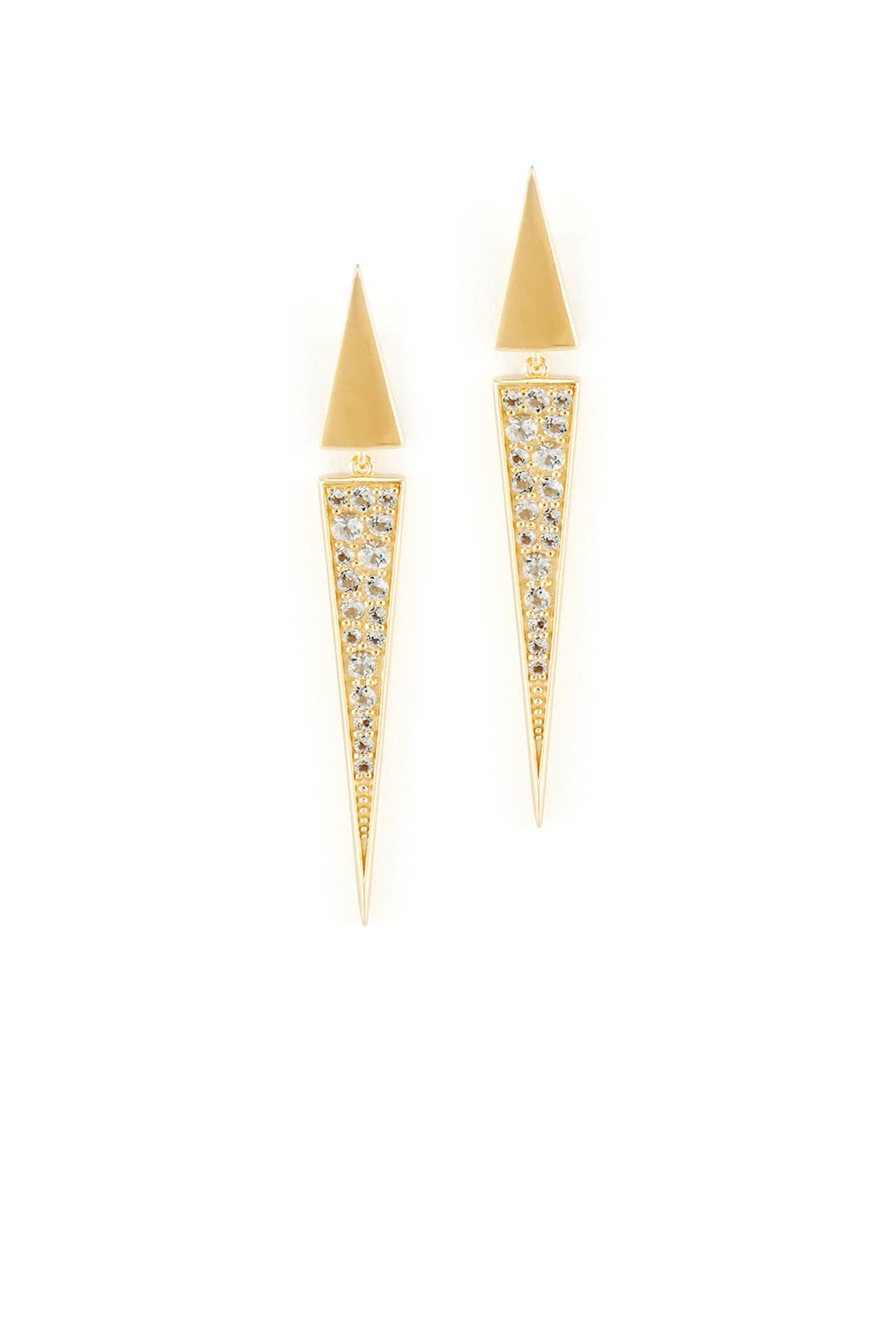 Itten Earrings By Elizabeth And James Accessories For $35  Rent The Runway