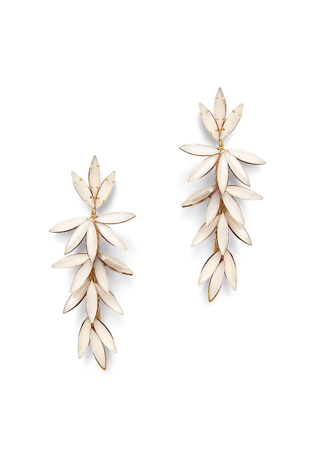 Blush Thorn Earrings by RJ Graziano
