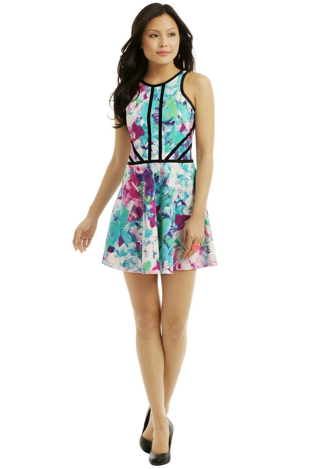 Aloha Aloha Dress By Parker For 83 Rent The Runway