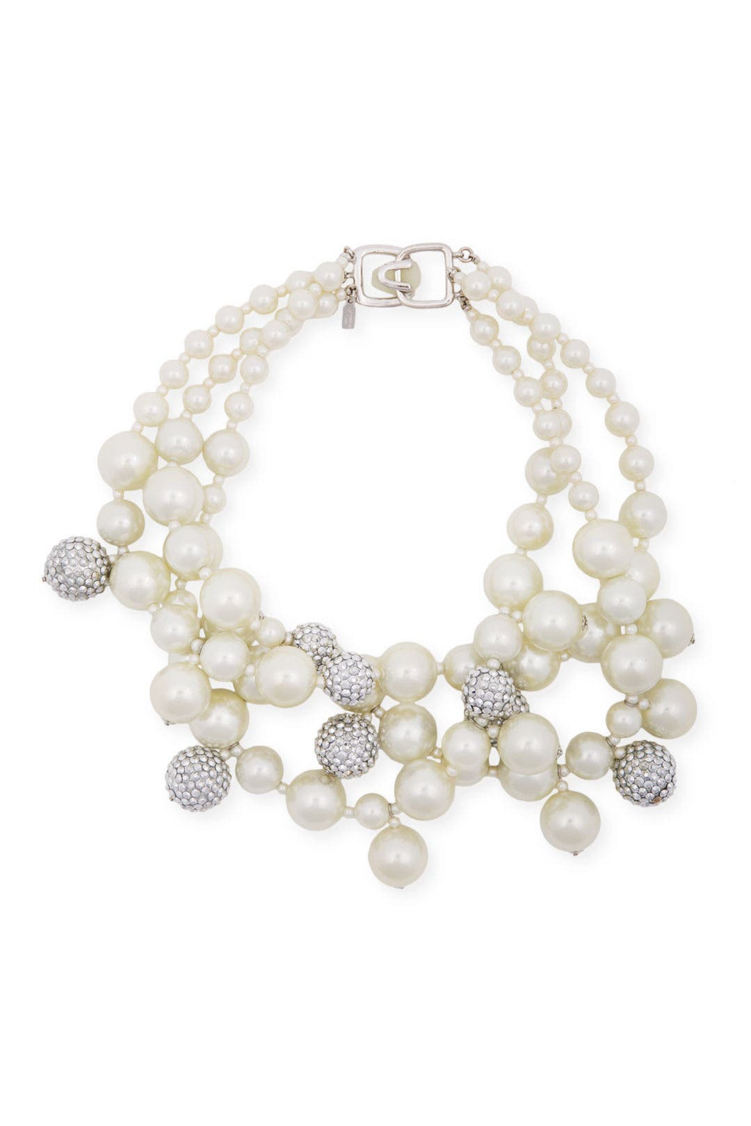 Bursting Baubles Necklace by Kenneth Jay Lane
