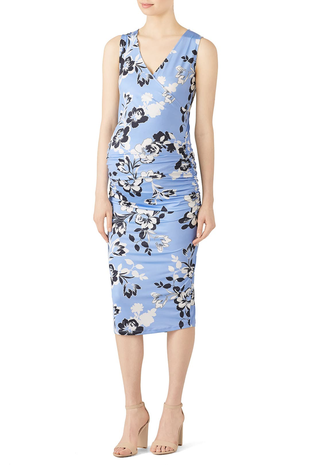 Hold Tight Maternity Dress By Yumi Kim For 30 Rent The Runway