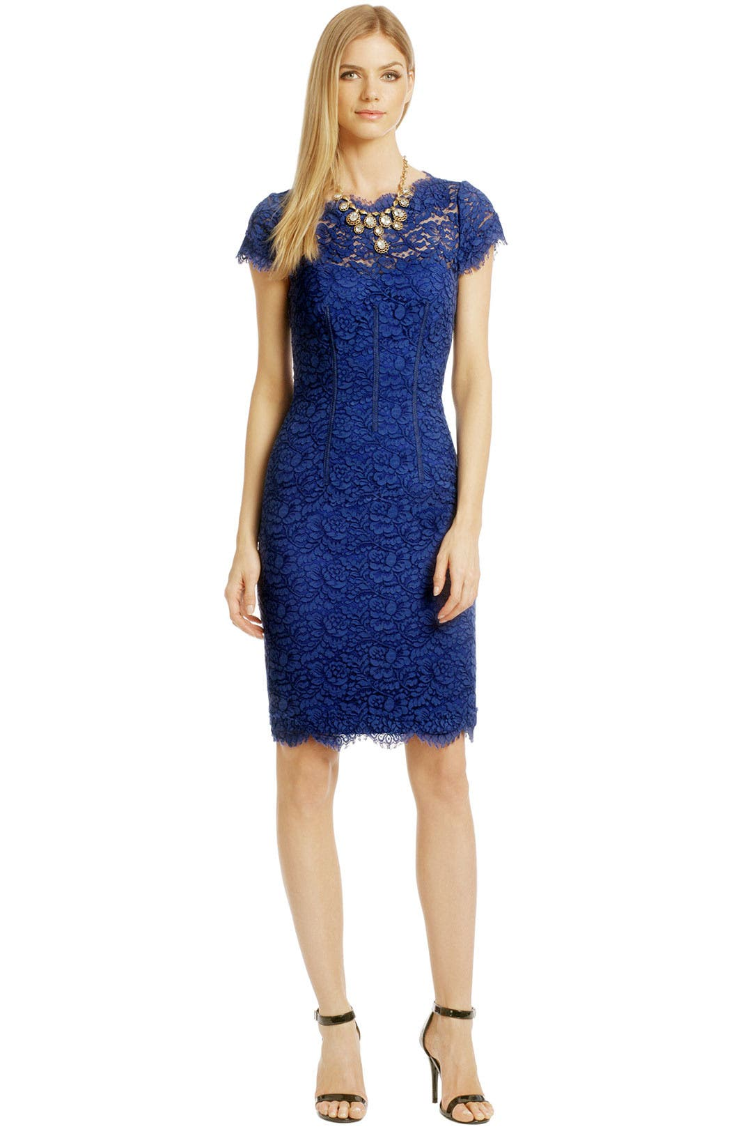Never Let You Go Sheath by ML Monique Lhuillier for $30 - $60 ...