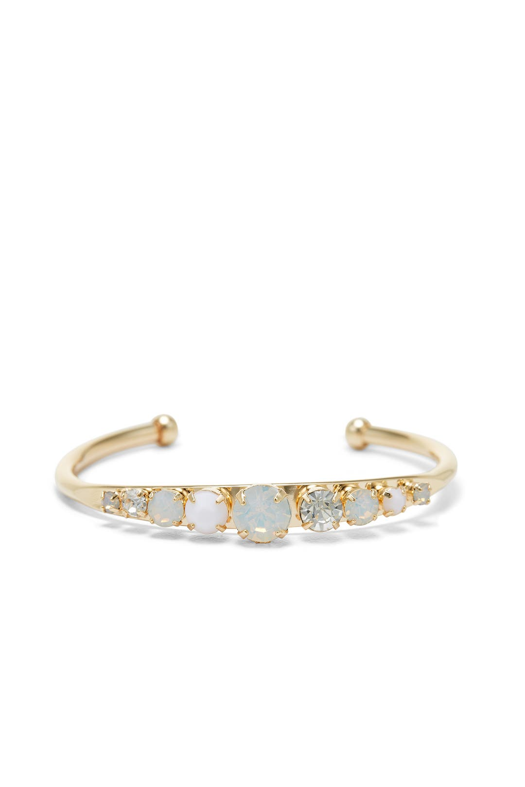 c6929b3b9f49c8  10.00 More Details · Slate   Willow Accessories Crystal Studded Bracelet