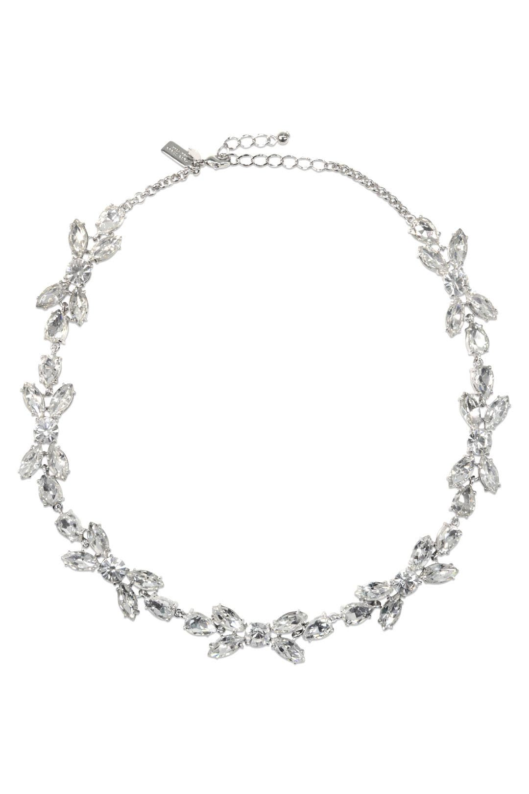 Crystal Petals Necklace by kate spade new york accessories