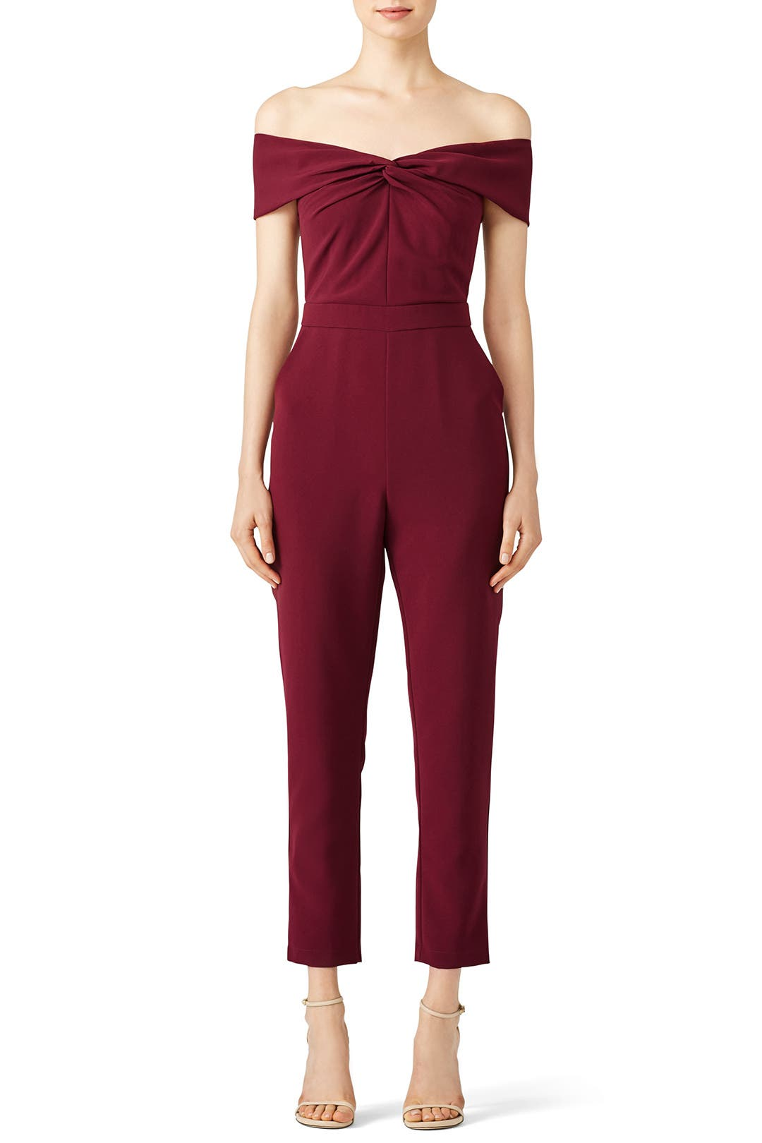 be725e209c7 Karlie Woven Jumpsuit by Adelyn Rae for  30