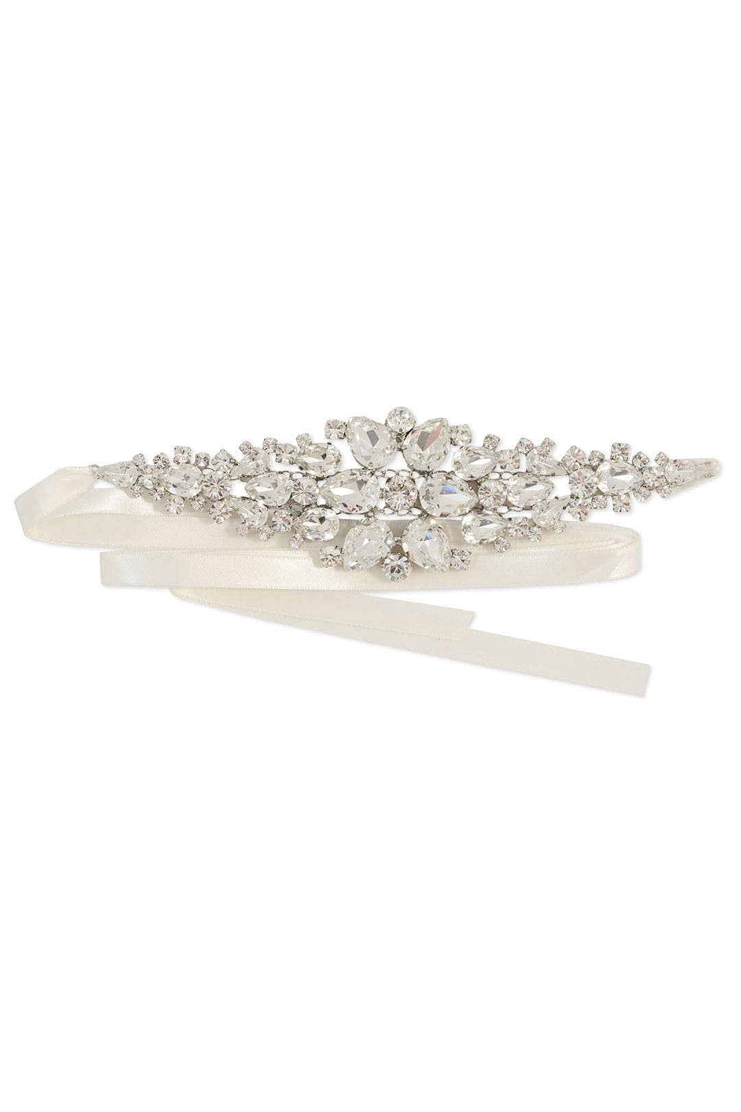 Something Crystal Bridal Belt by RTR Bridal Accessories