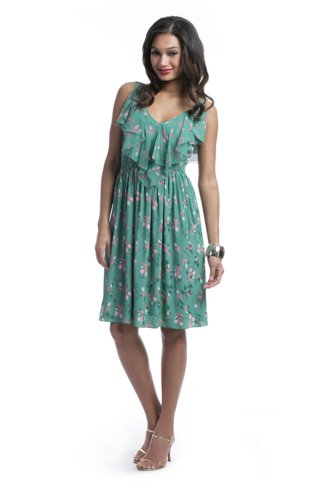 Mint Julip Dress by Rebecca Taylor