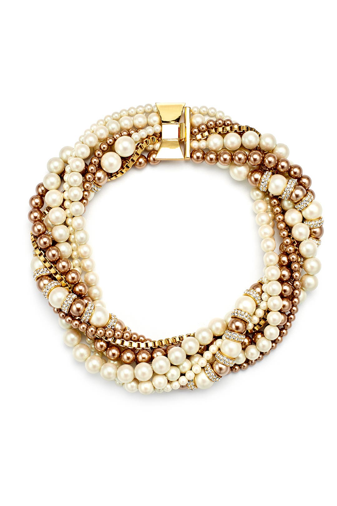 Parlour Pearls Necklace By Kate Spade New York Accessories For 120 Rent  The Runway