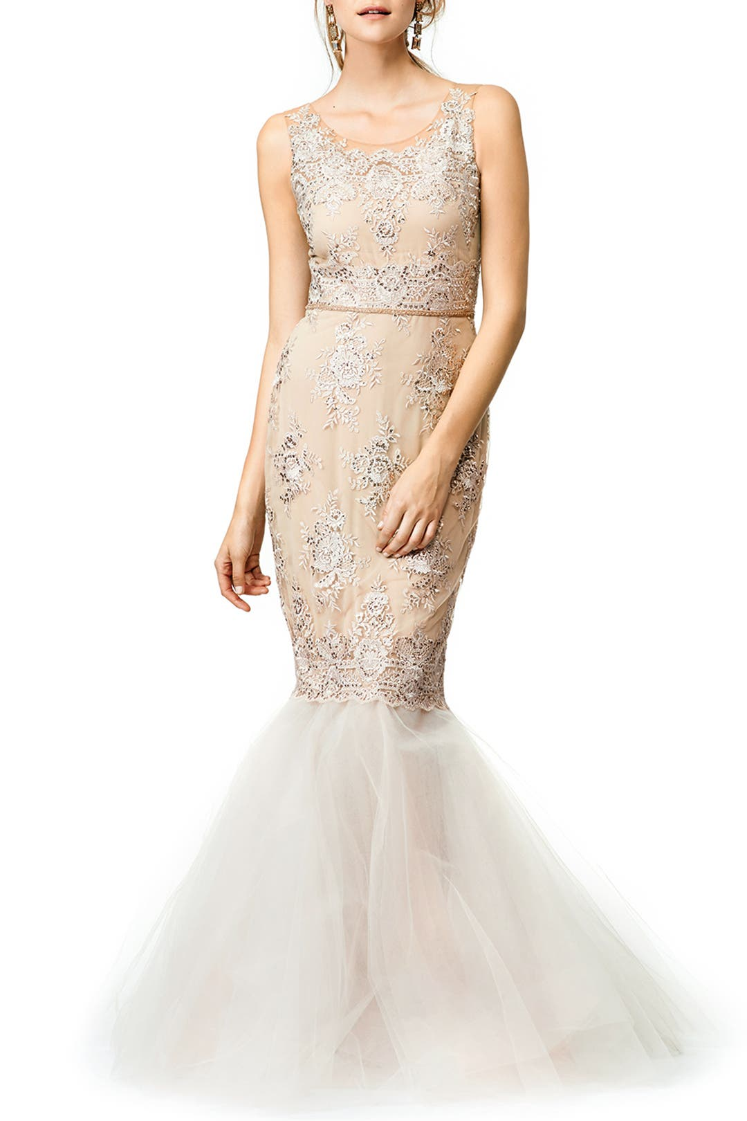 Only Rose Gown By Marchesa Notte For $75