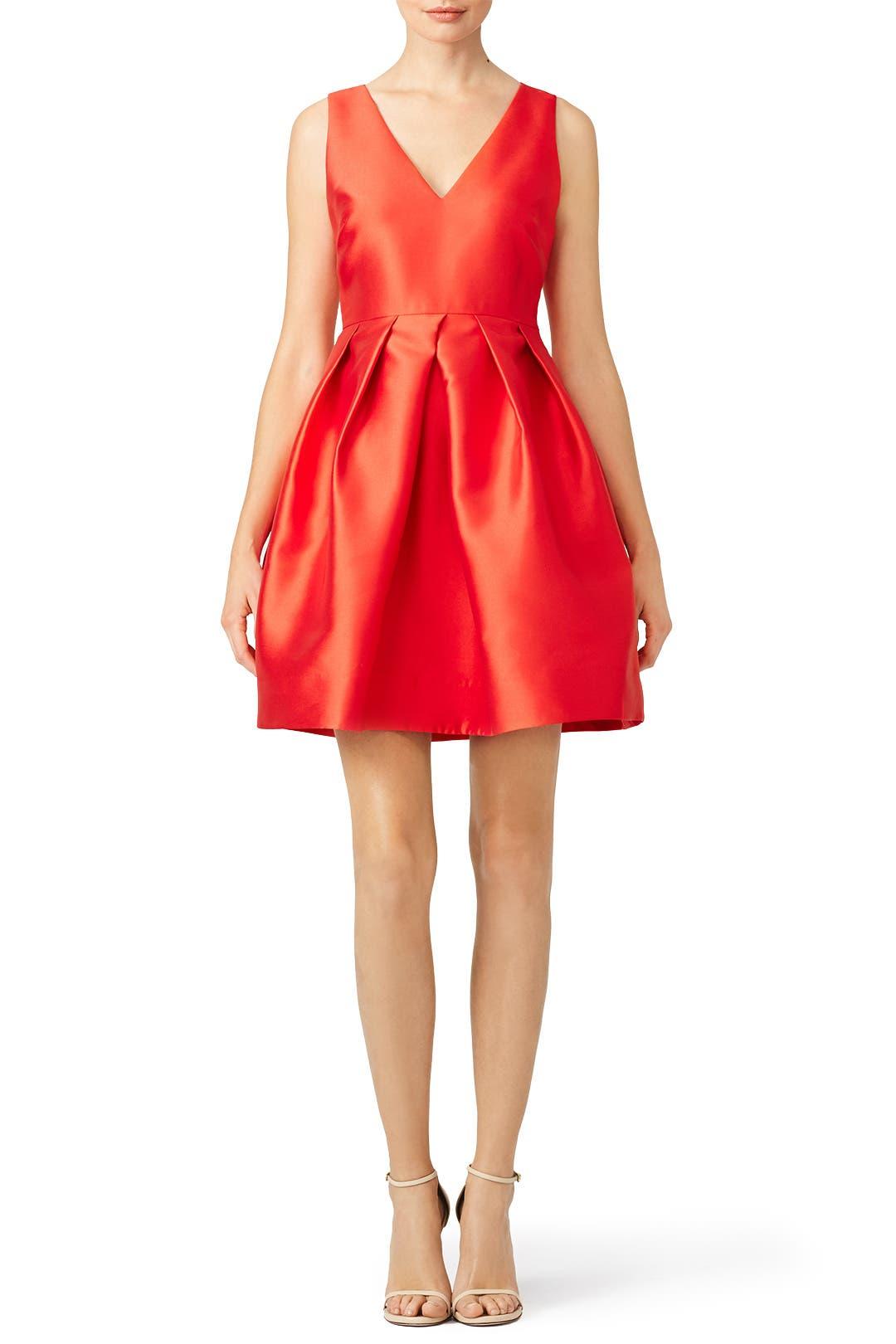 Vermillion Devon Dress By Erin Erin Fetherston For 79