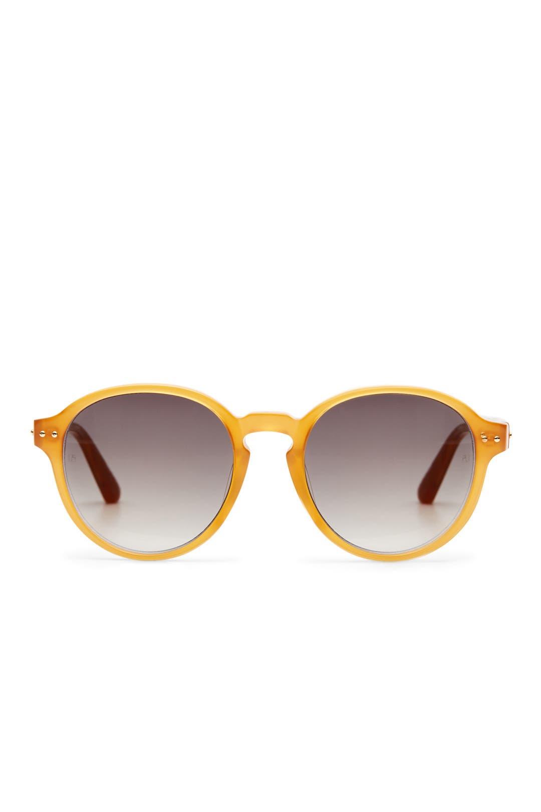 7491165c0e5 Honey Grey Sunglasses by Linda Farrow for  80