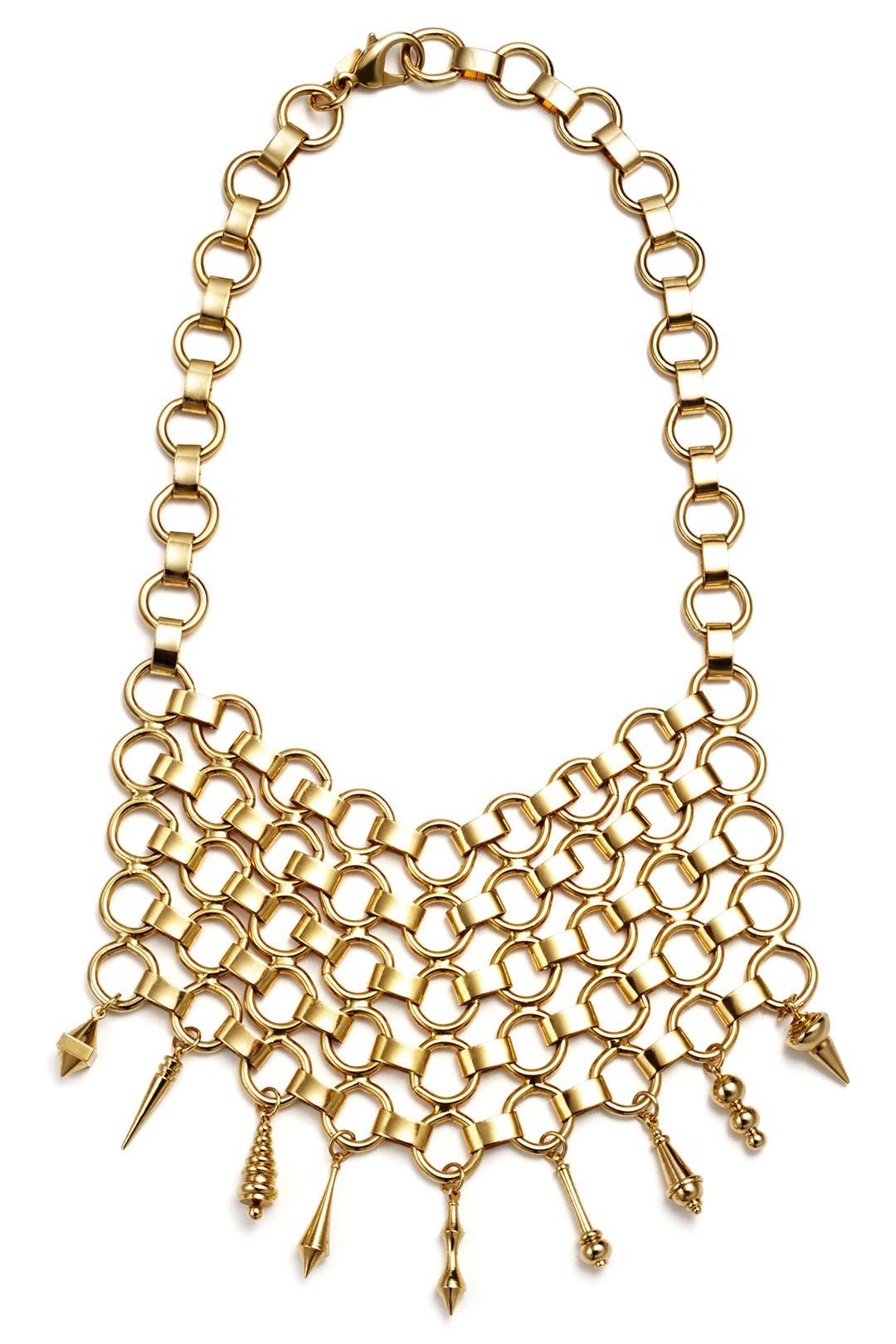 Thor Bib Necklace by Dannijo
