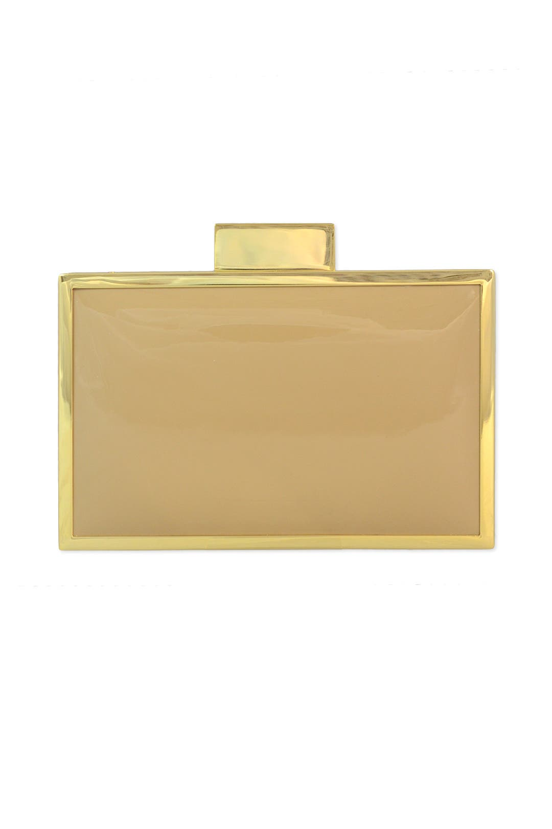 Spencer Nude Clutch by Franchi
