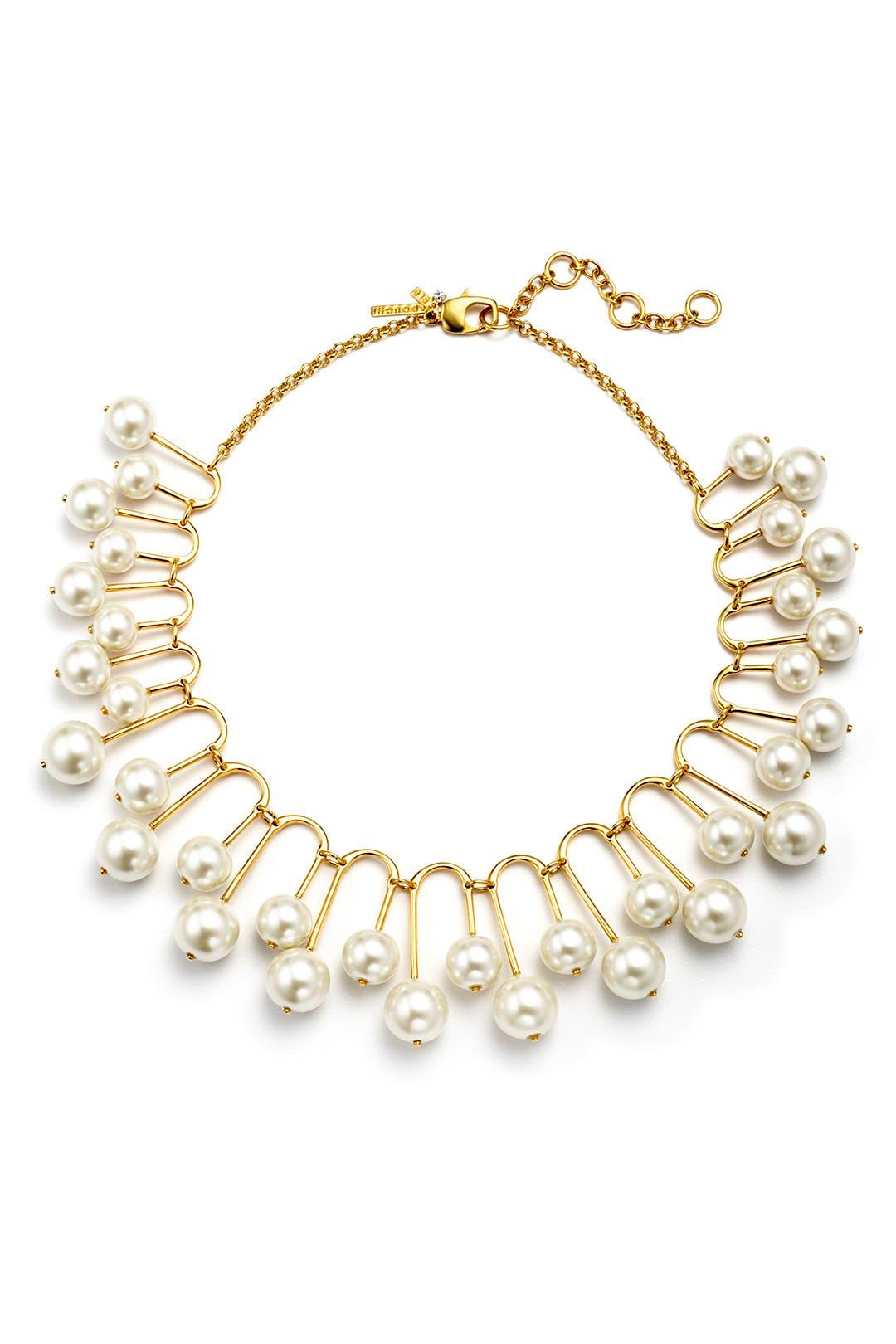 Heartbreaker Necklace by Lele Sadoughi