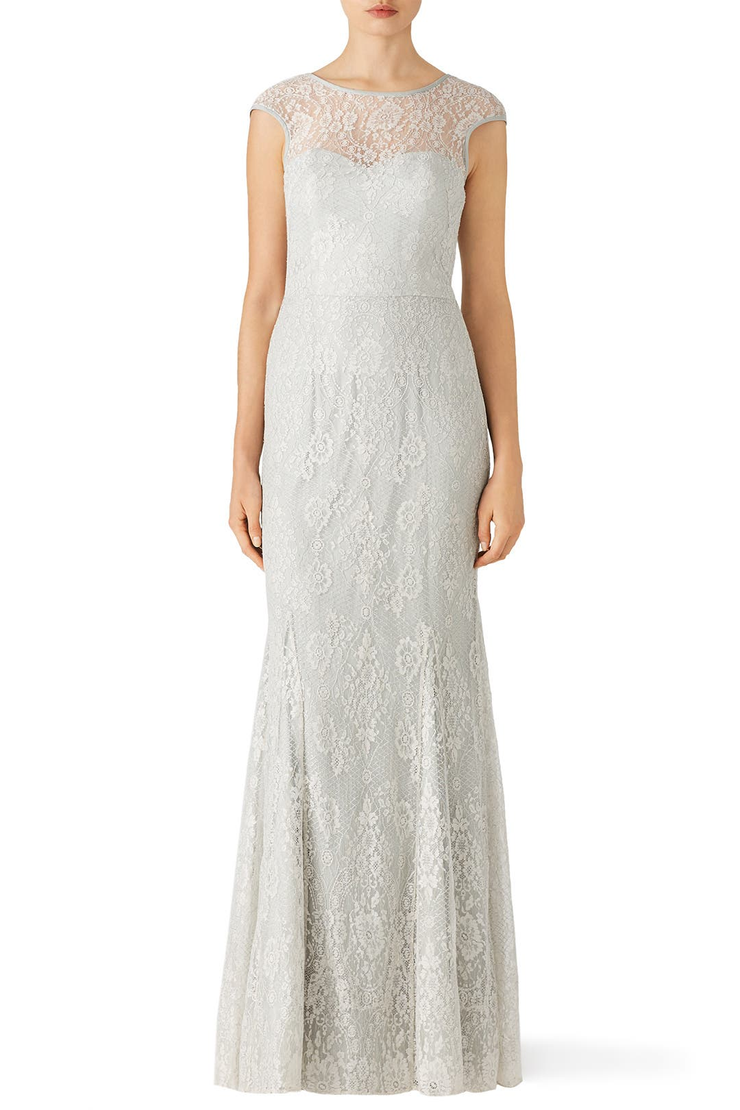 Heaven On Earth Gown by Theia