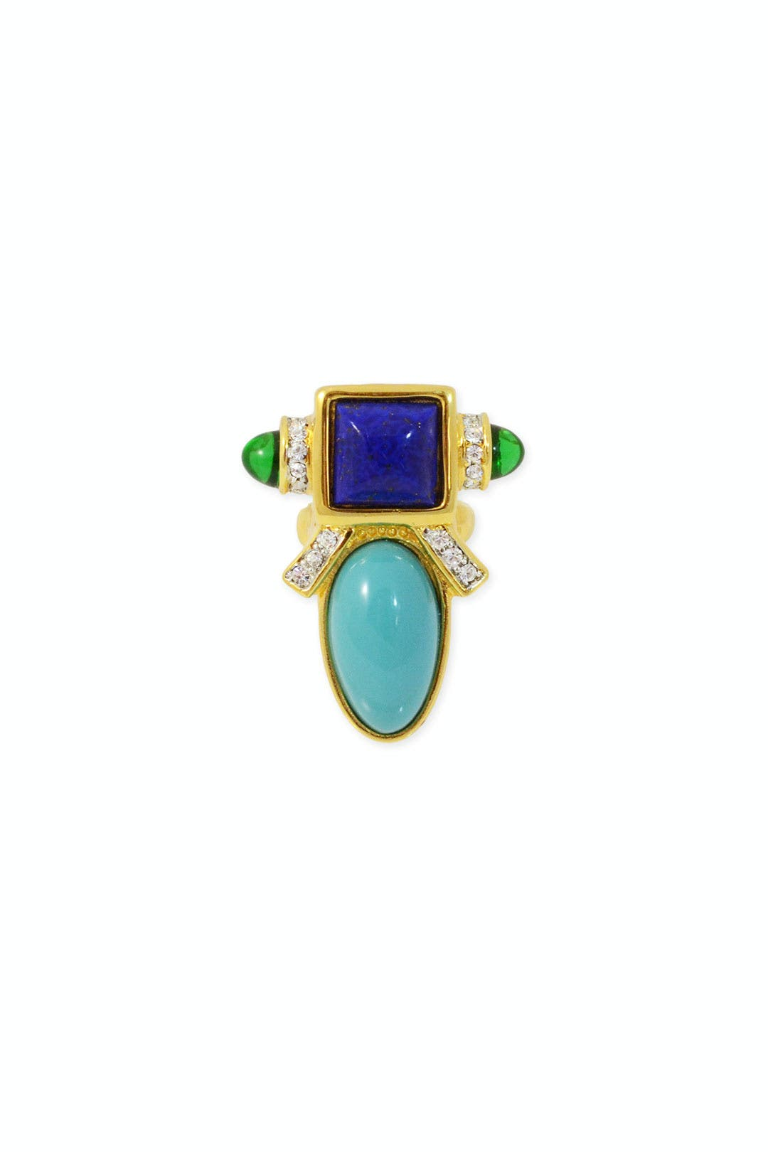 Heirloom Ring by Kenneth Jay Lane