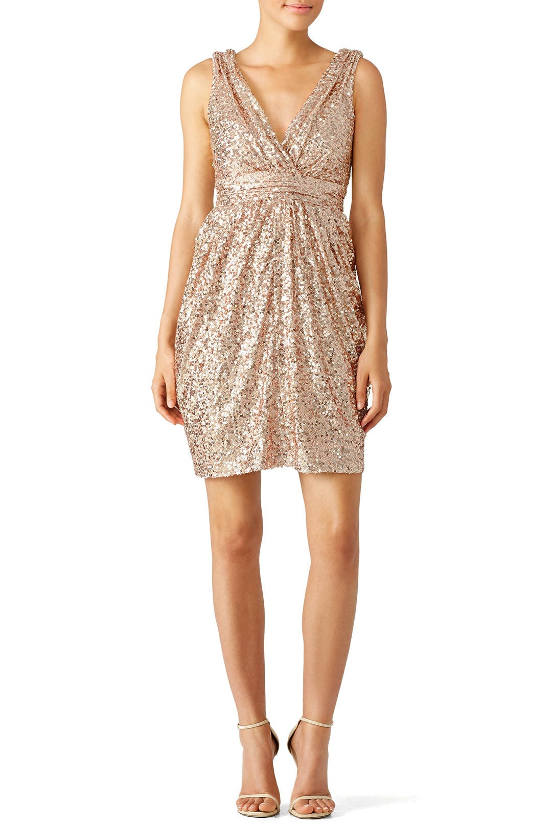 Fifth Avenue Showstopper Dress by Badgley Mischka