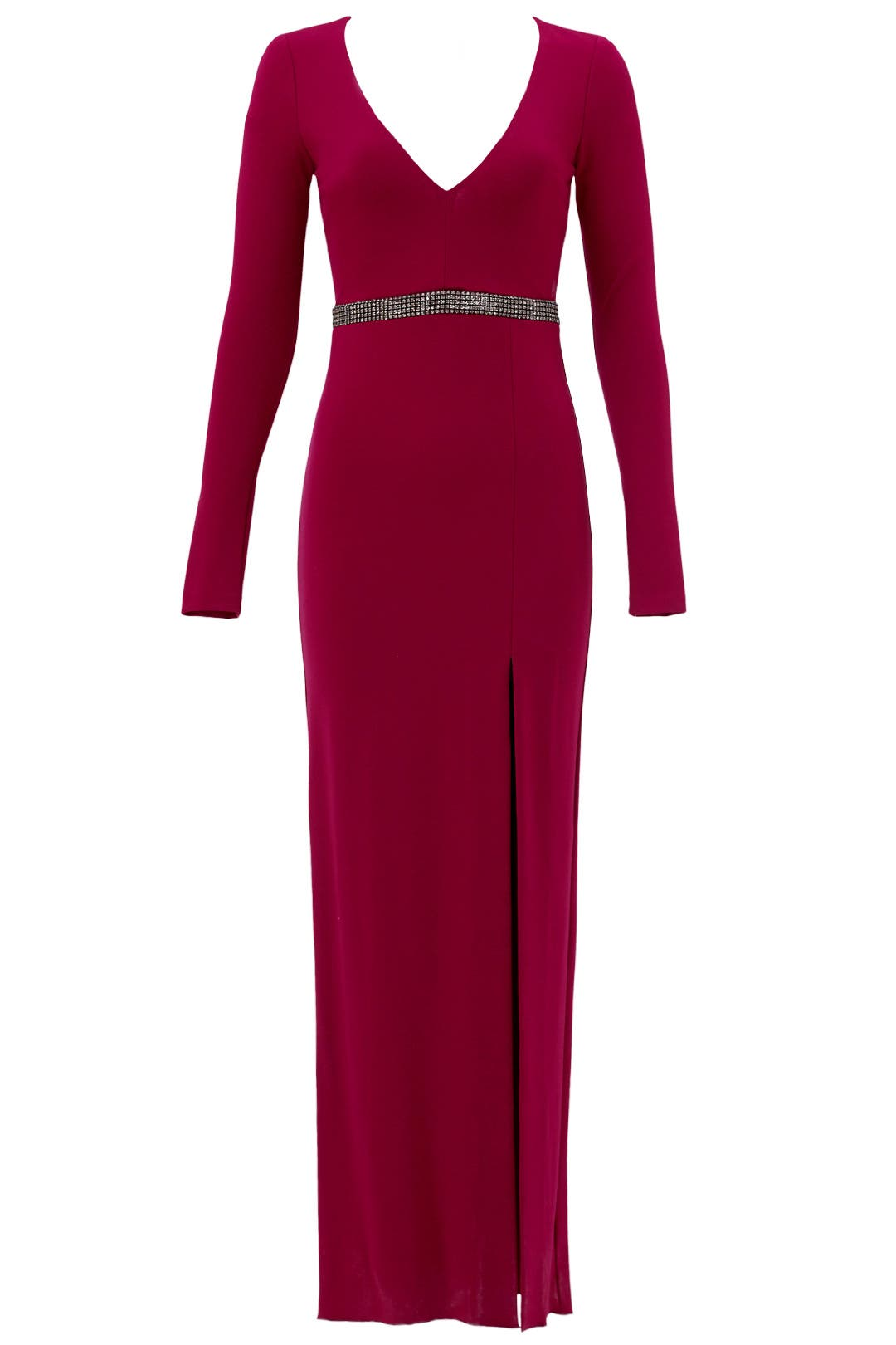 Red Berry Gown by Nicole Miller for $100 | Rent the Runway