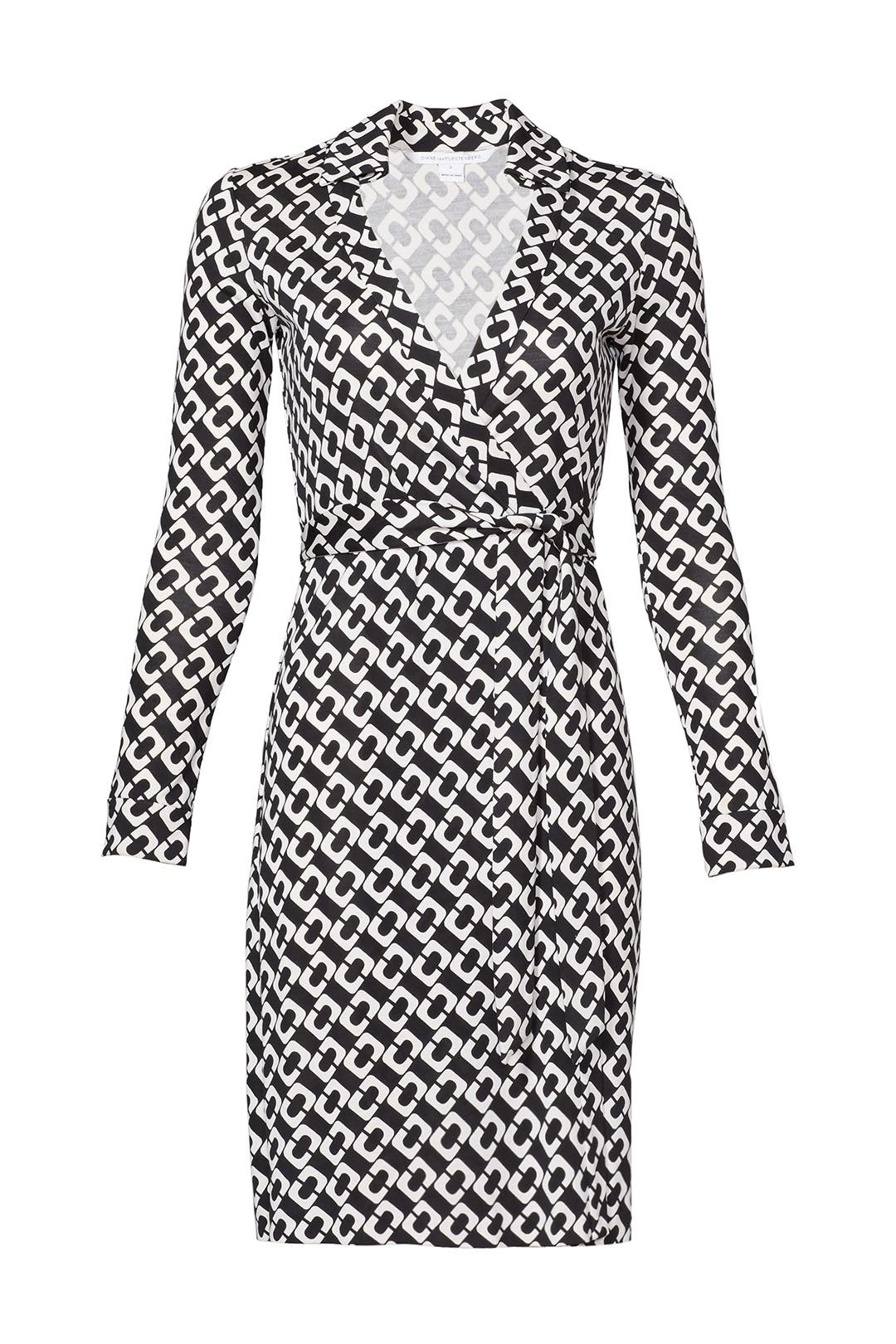 Contrast Jeanne Two Dress by Diane von Furstenberg for $80 | Rent ...