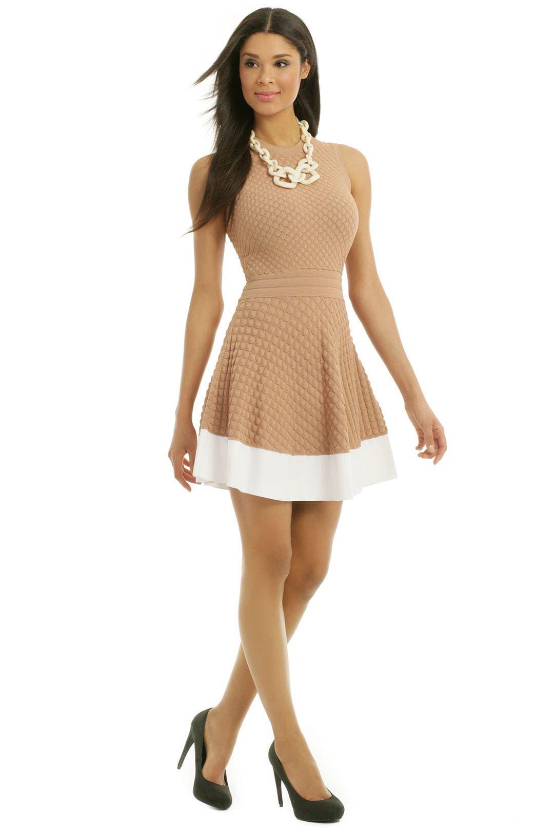 Pucker Knit Dress by No. 21