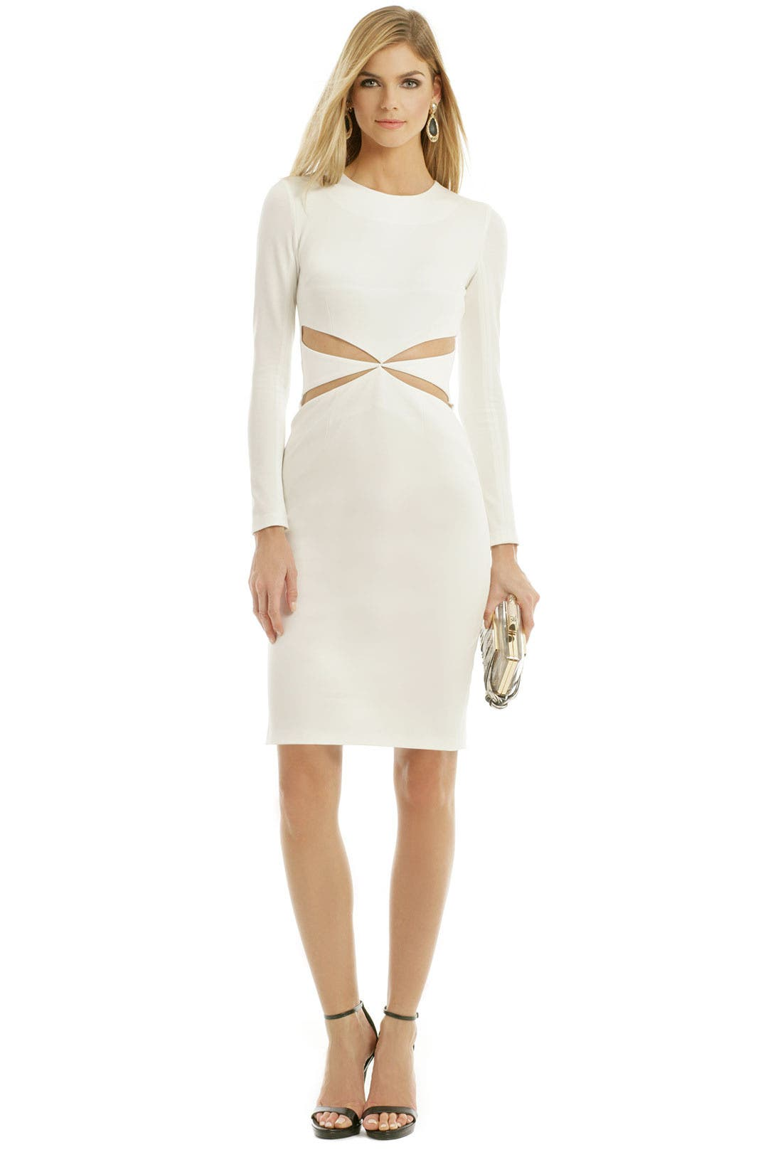 X Marks the Spot Dress by Cushnie Et Ochs