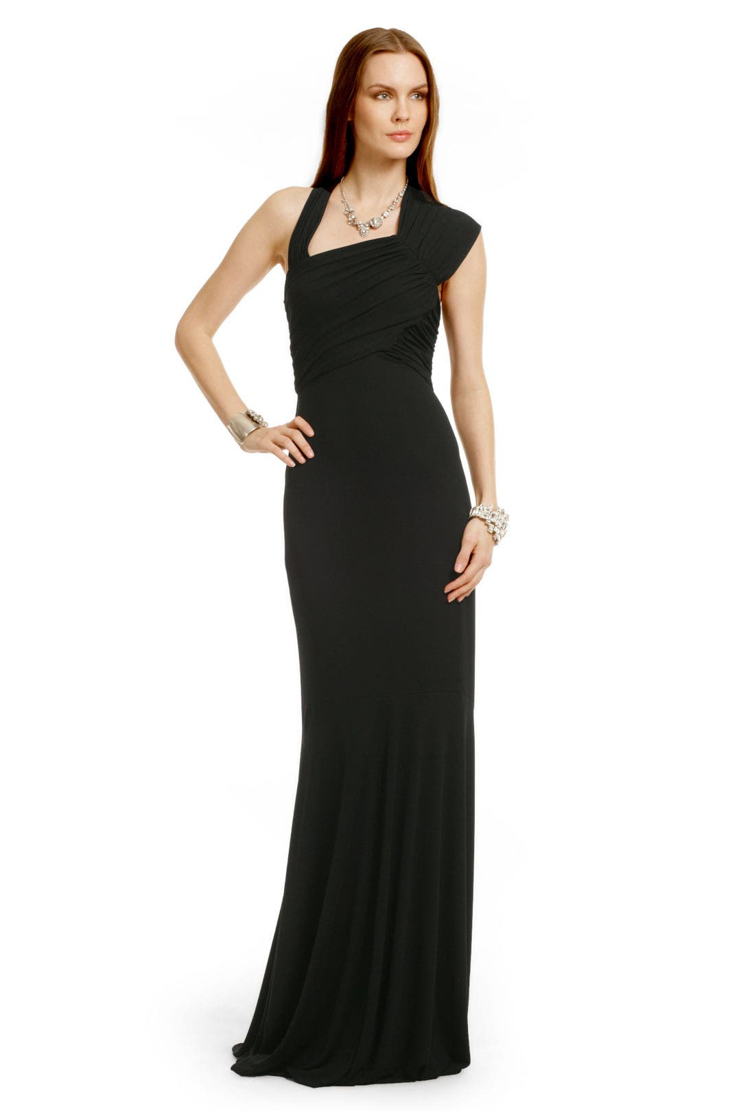Beauty in the Night Gown by Narciso Rodriguez