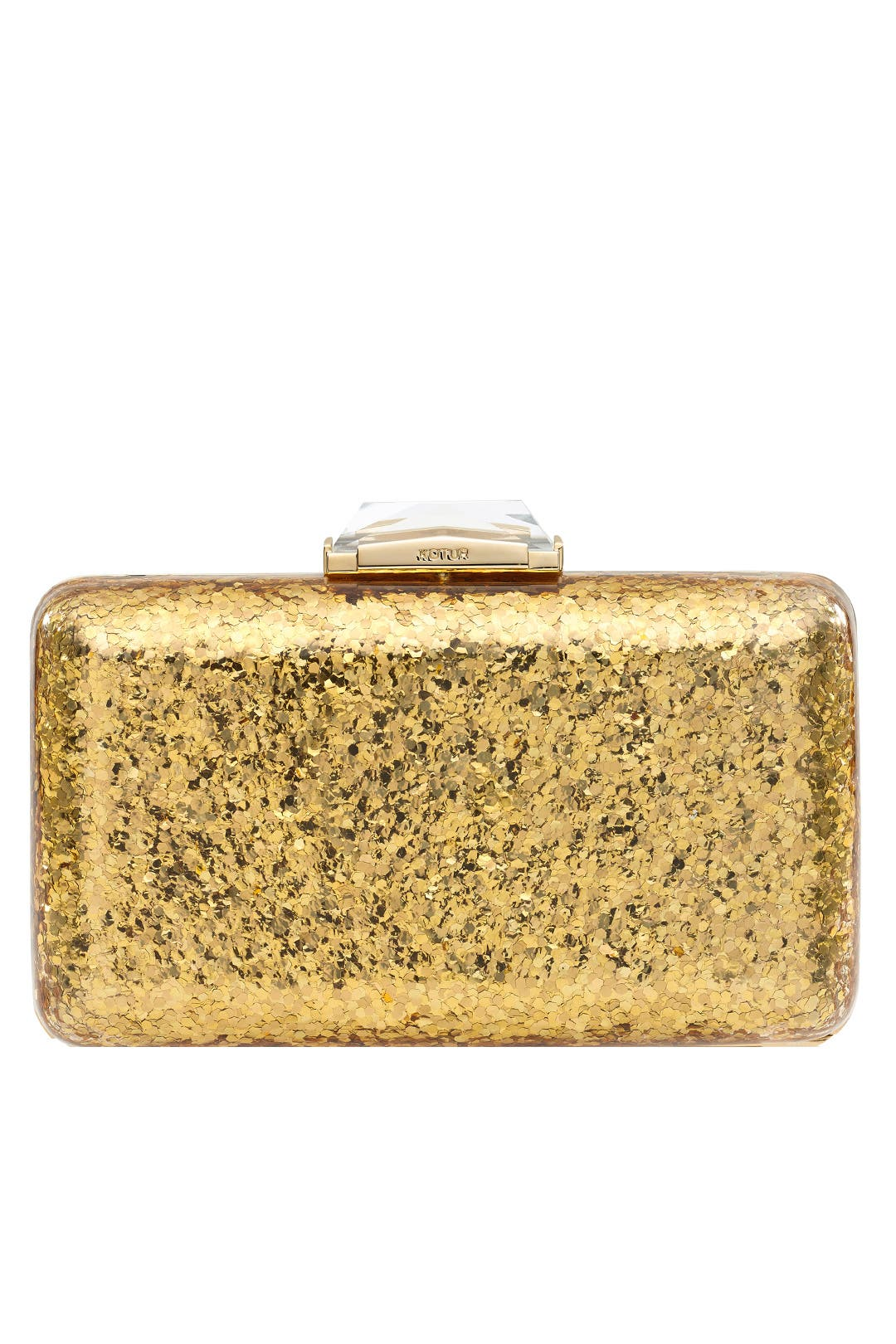 Gold Ross Espey Minaudiere by Kotur