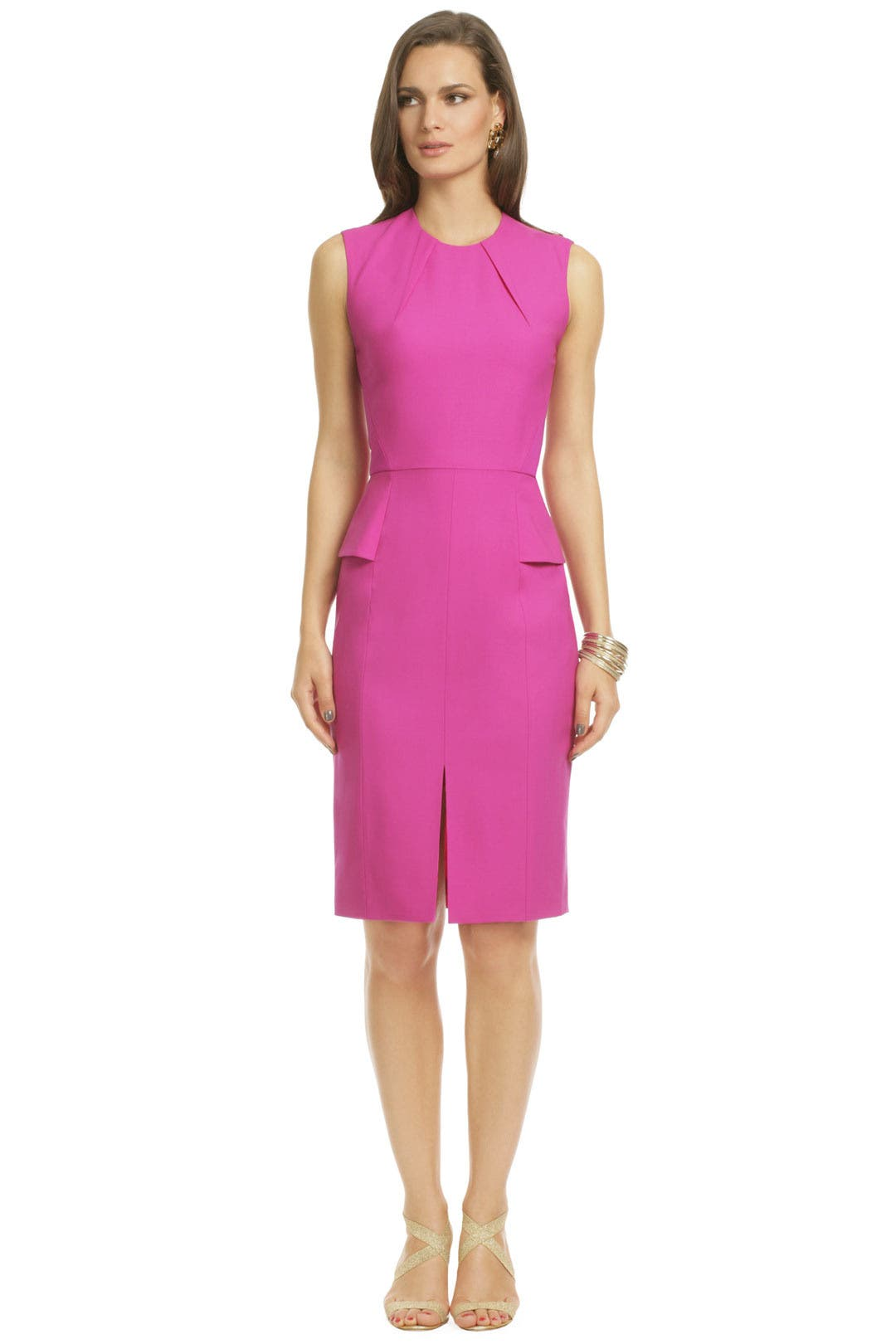 Stellar Pink Sheath by Rachel Roy
