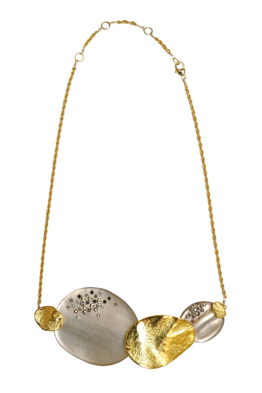 Dune Dust Necklace by Alexis Bittar