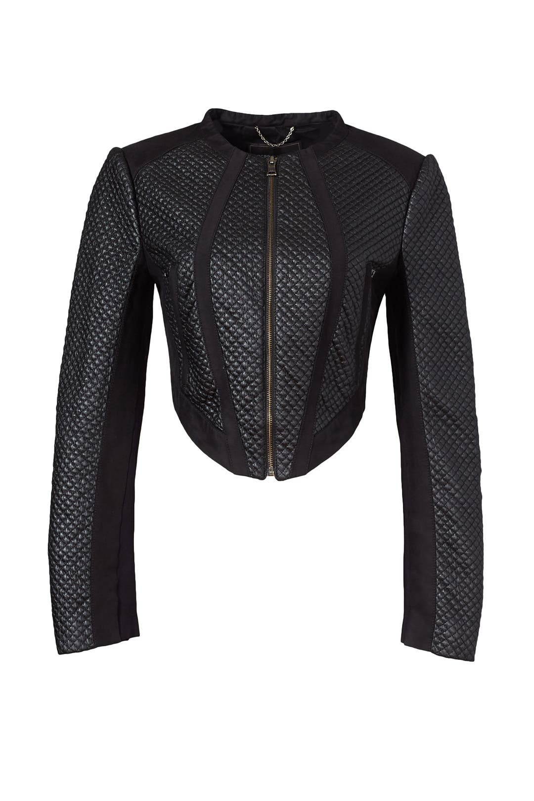 Kate Moto Jacket by BCBGMAXAZRIA