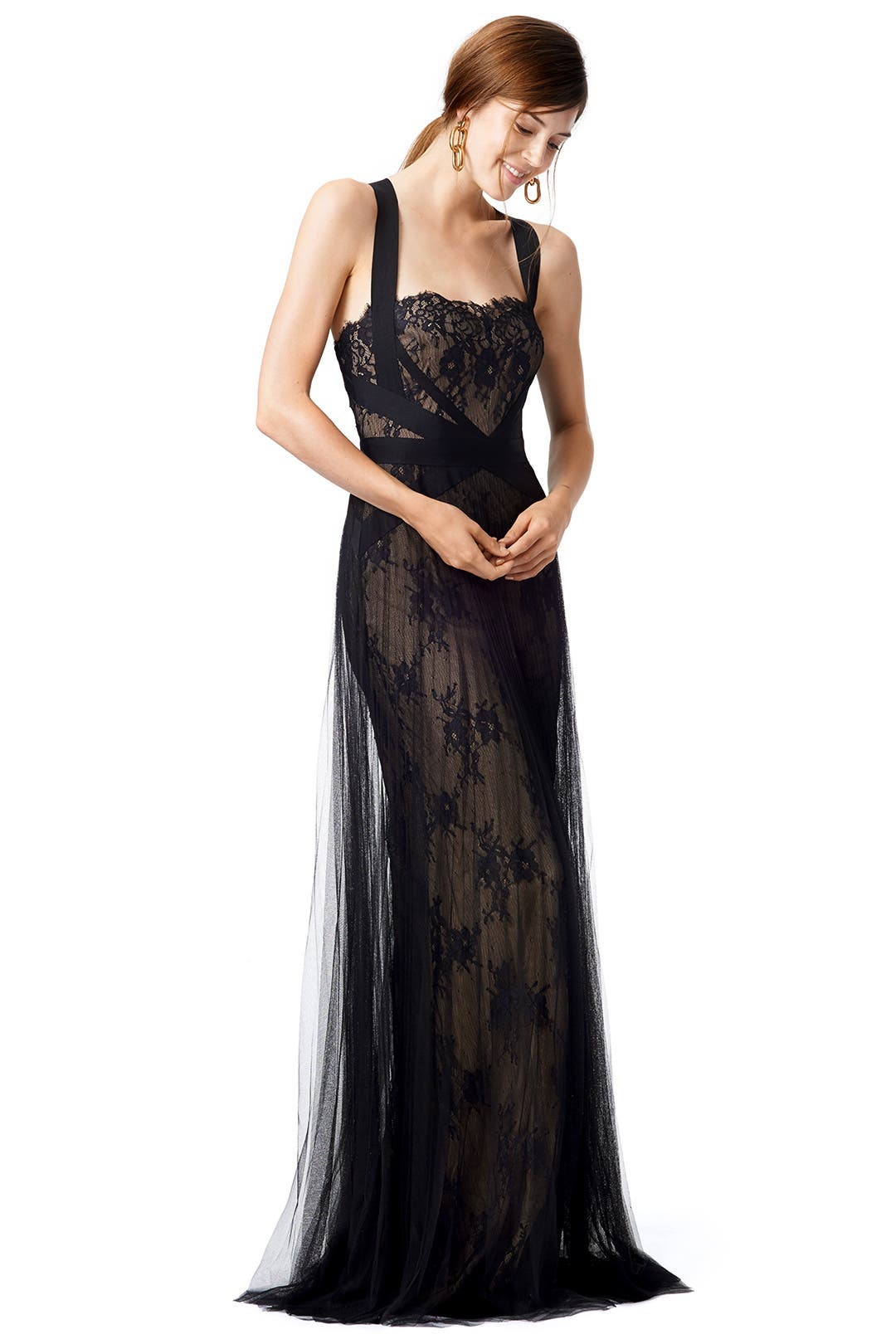 Over Again Gown by Marchesa Notte for $259 | Rent the Runway