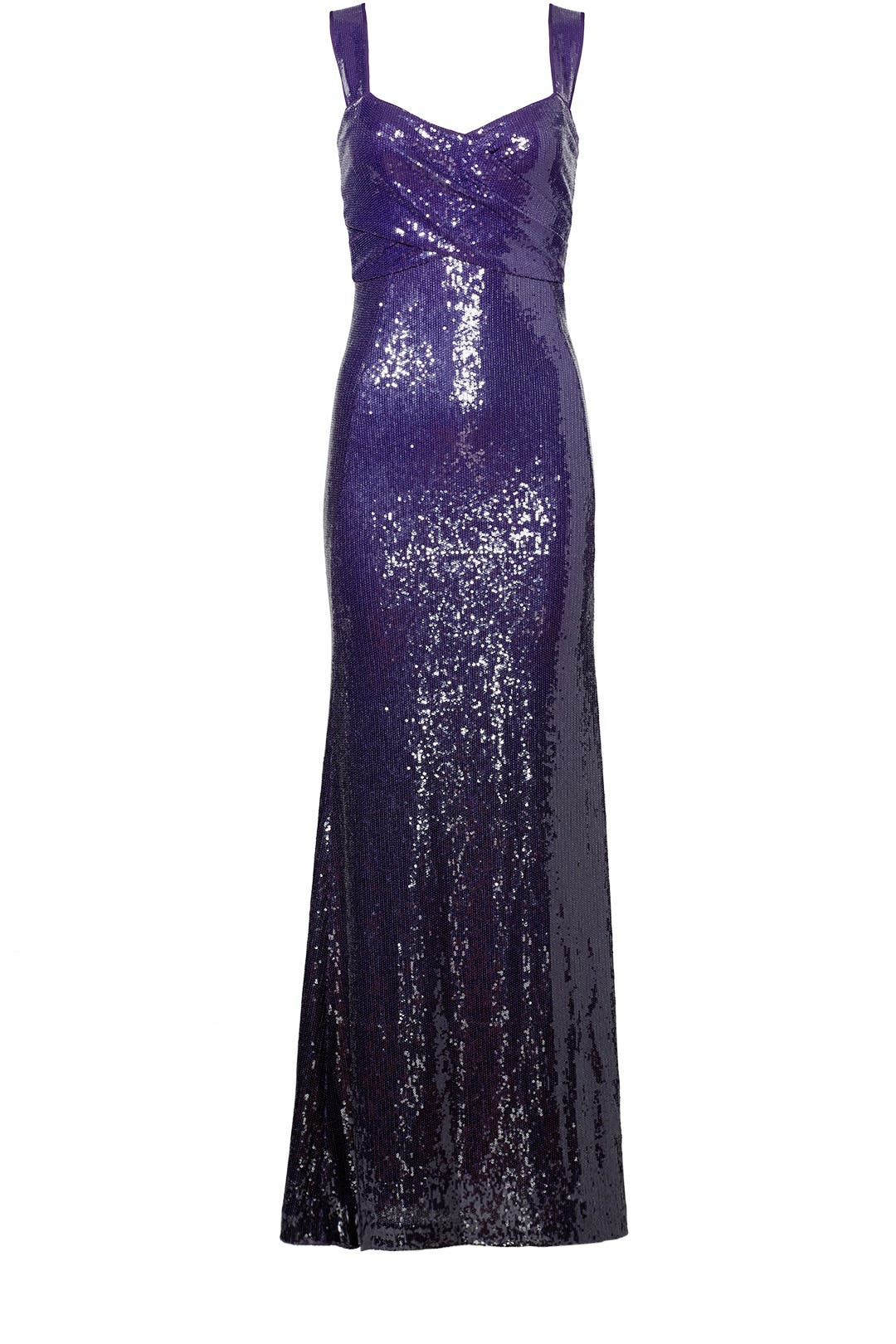 Cross Draped Evening Gown by Donna Karan New York for $188 | Rent ...