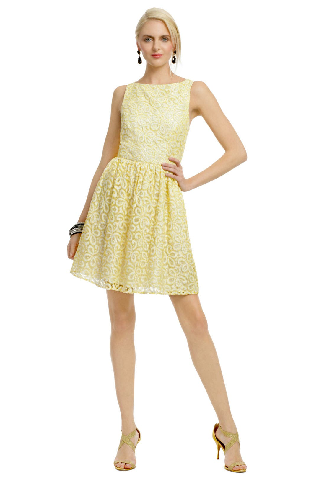 Oh La La Lace Dress by Shoshanna