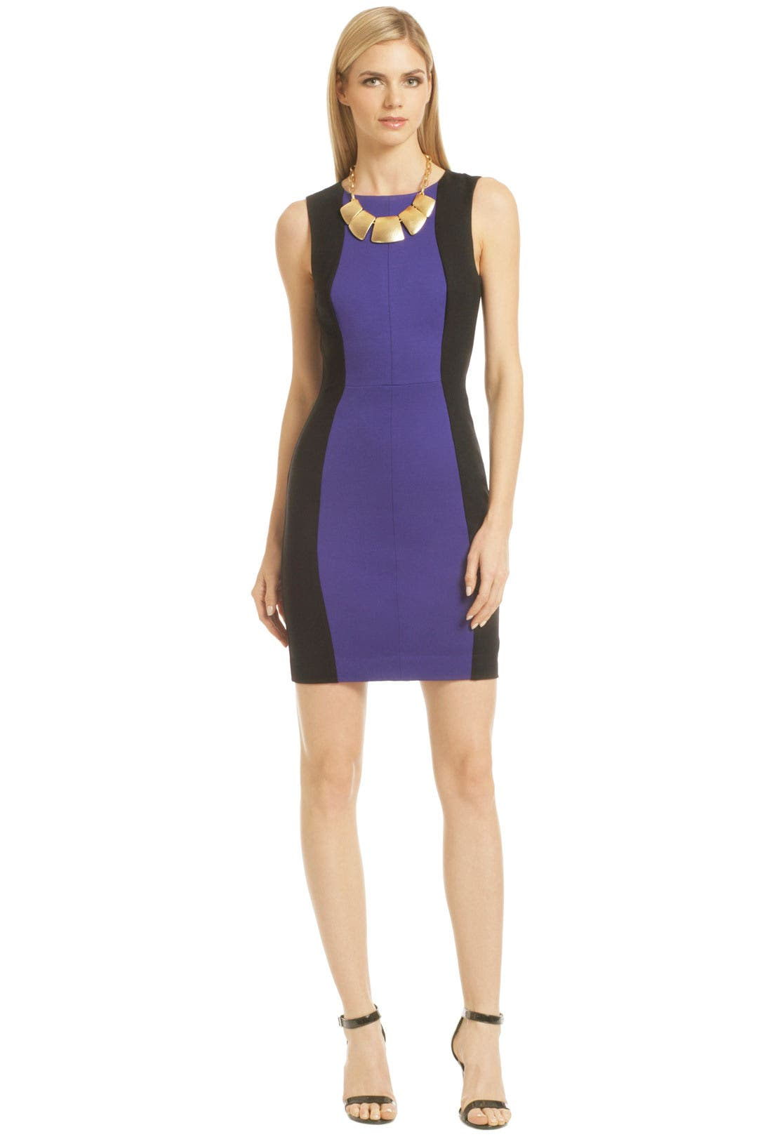 Dress to Be Bold Sheath by Trina Turk