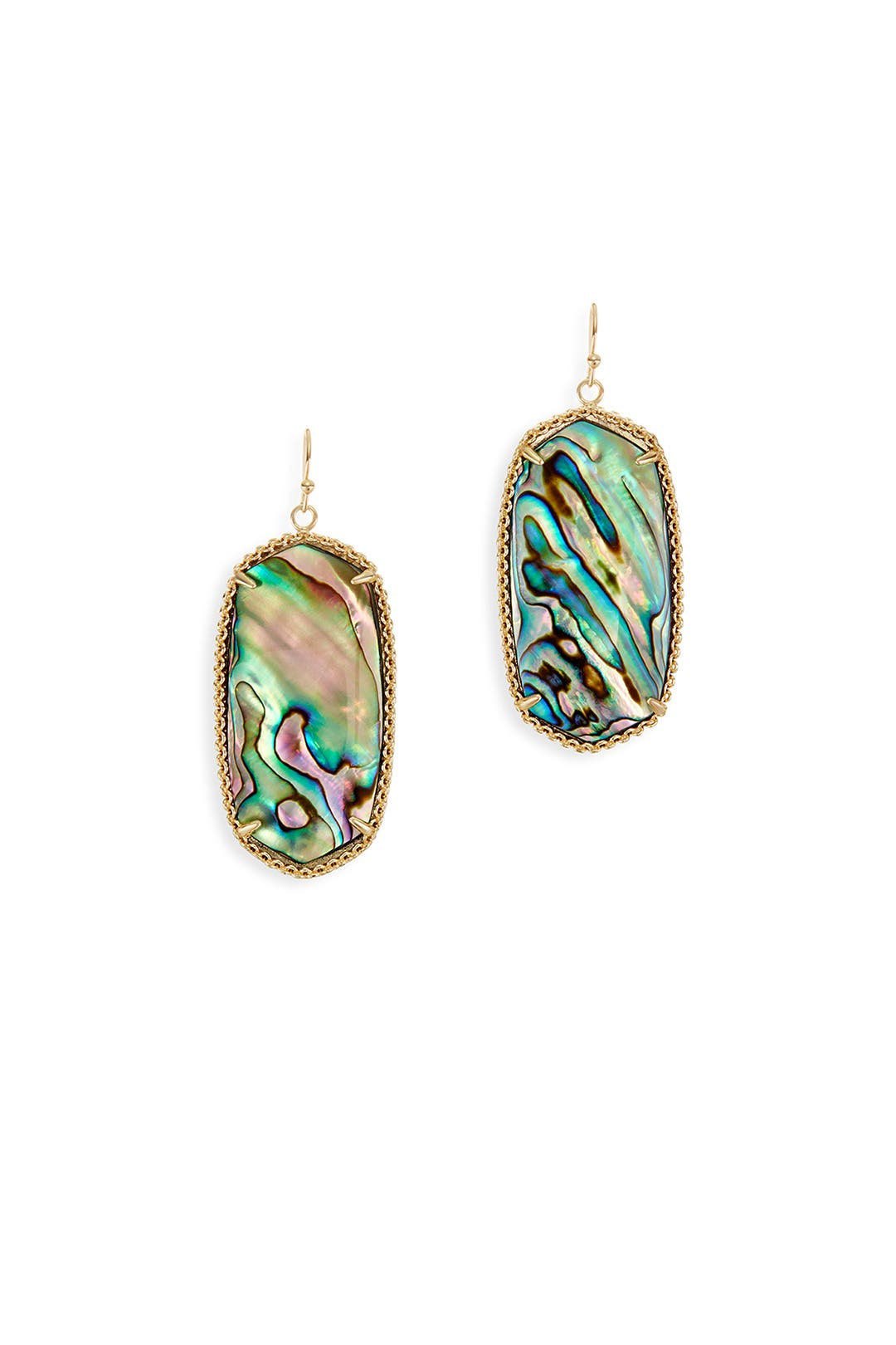 Abalone Deily Earrings by Kendra Scott