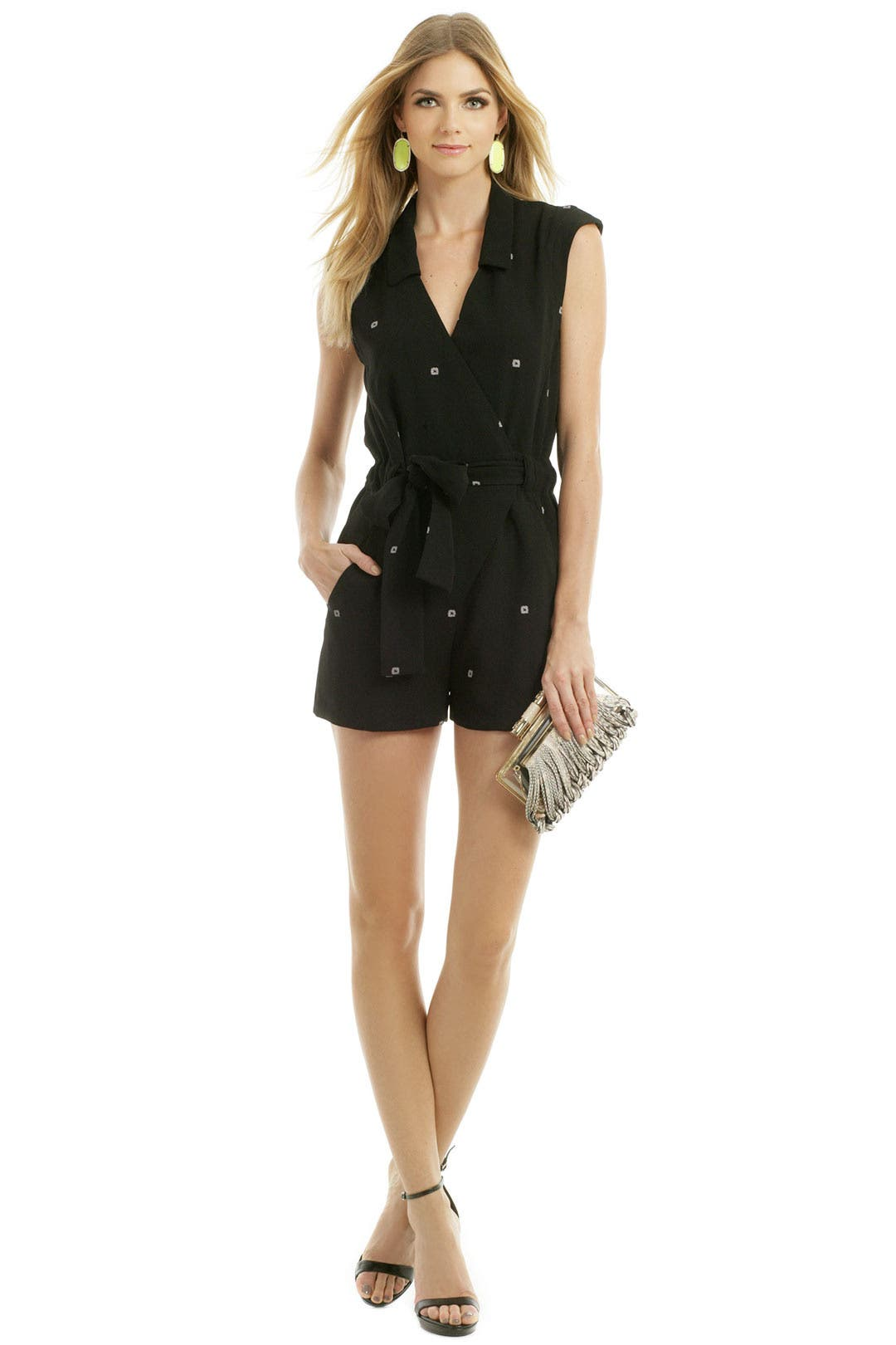 Daisy Romper by Opening Ceremony