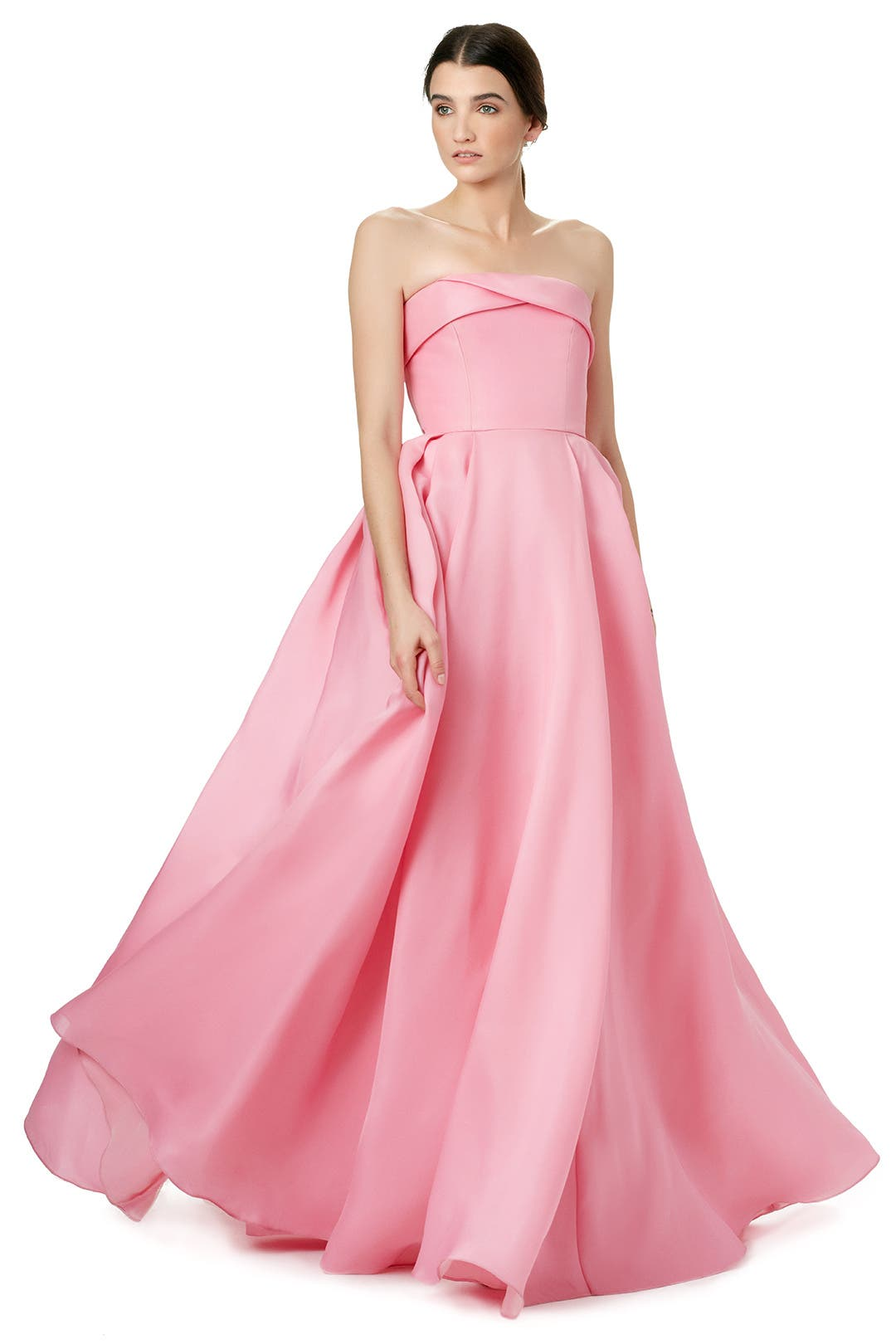 Cherry Blossom Gown by Reem Acra for $700 | Rent the Runway