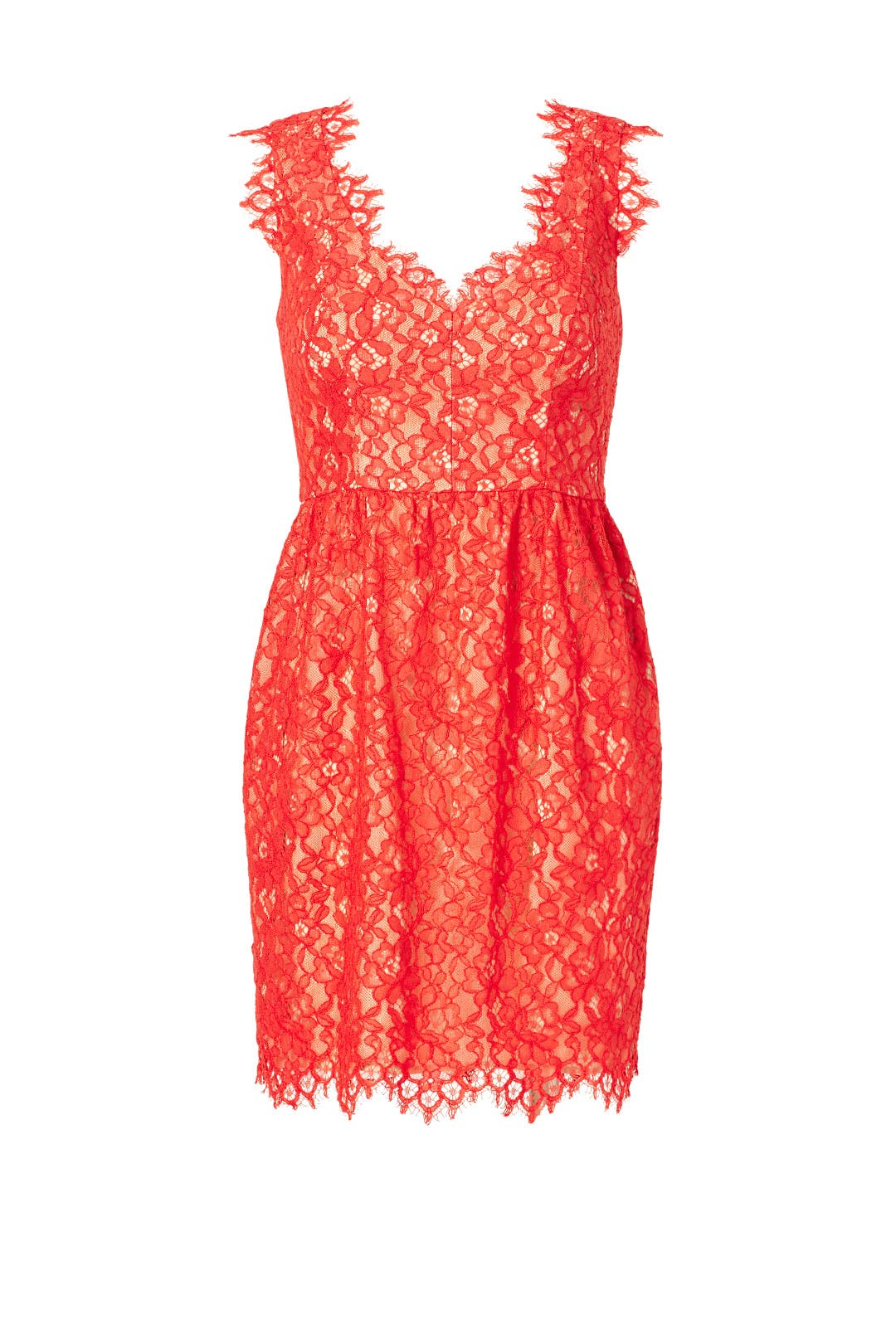 Why Are Shoshanna Dresses So Small In Bust Lace Sierra Dress by Shoshanna
