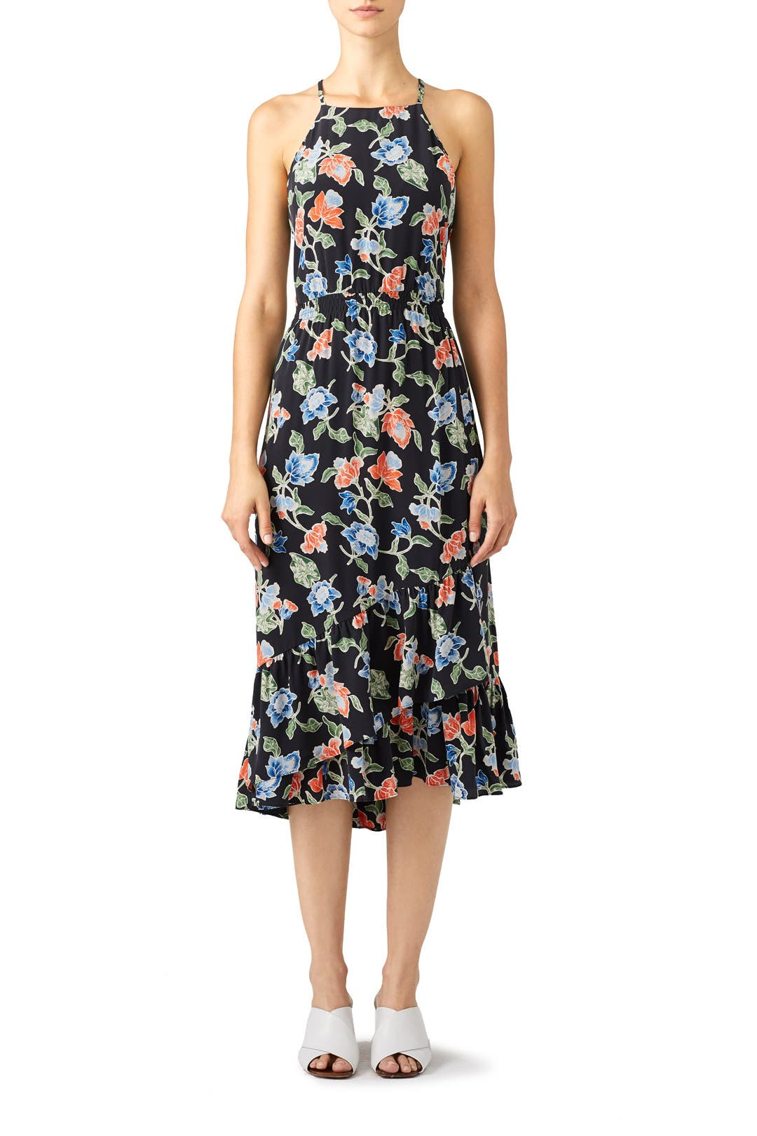 476acc6ab3d Floral Deme Dress by Joie for  60