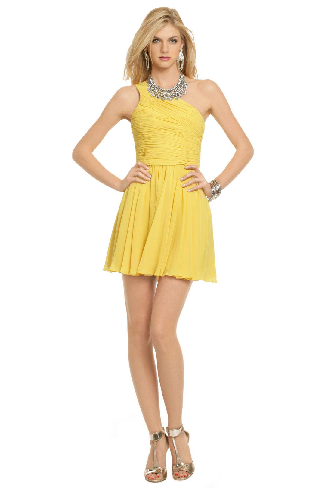 Sunny Days Dress by Halston Heritage