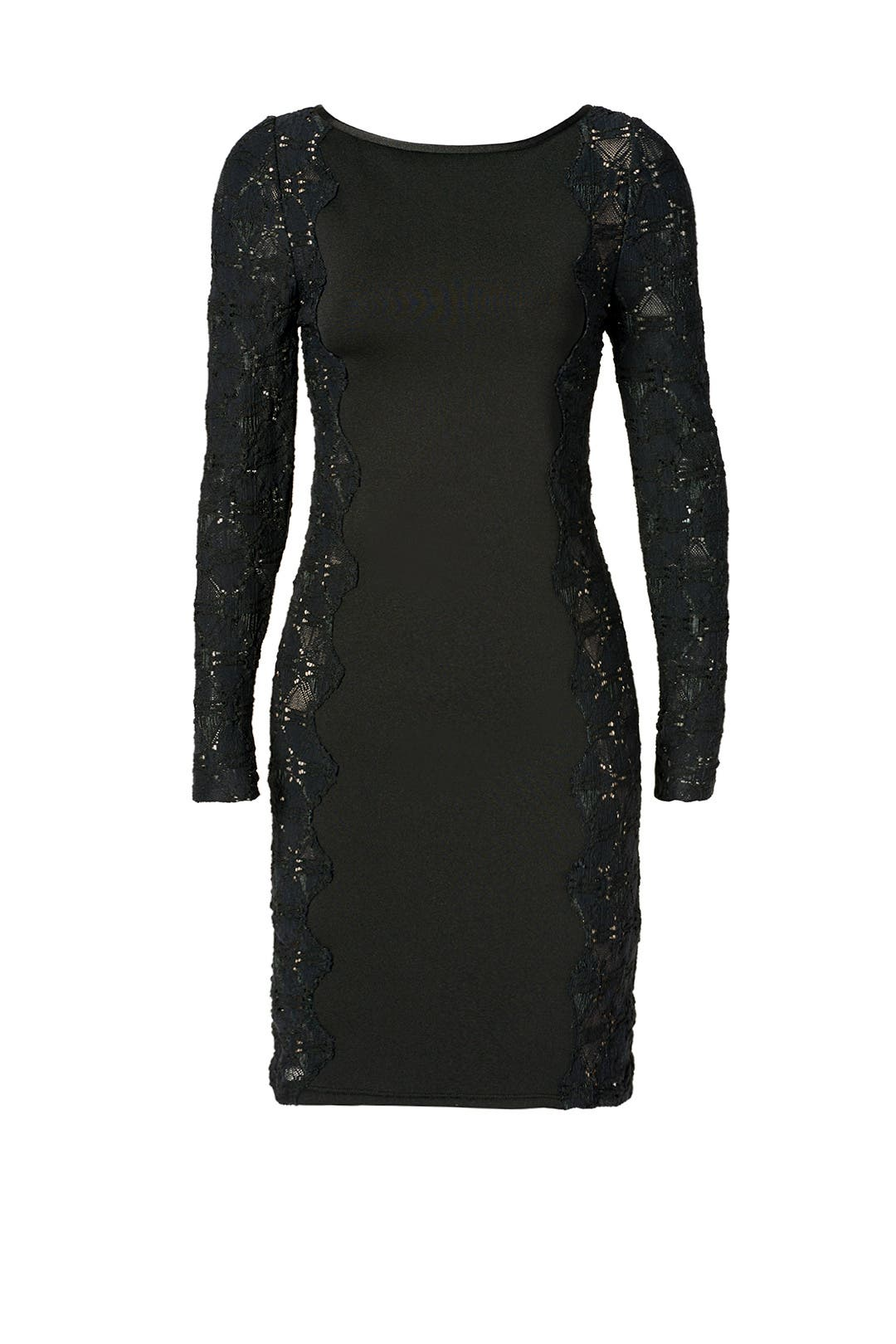 Lace Slide Dress by Tracy Reese